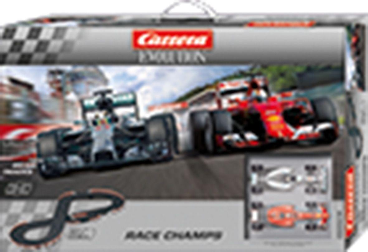 CARRERA Carrera Autorennbahn, »Carrera® Evolution Race Champs«