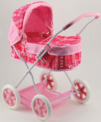 DIMIAN Dimian Puppenwagen, »Bambolina Puppenwagen Roma«