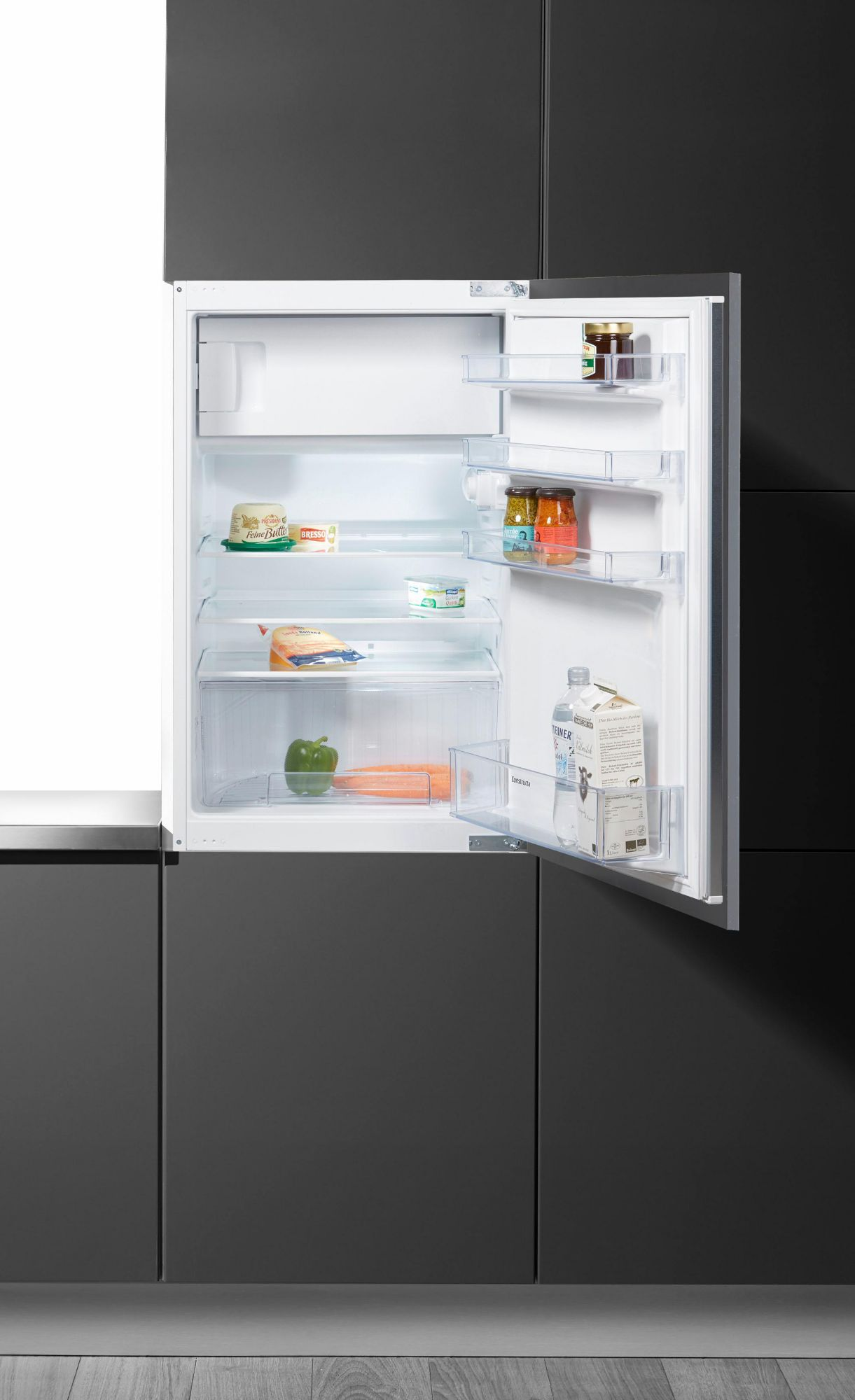 CONSTRUCTA Constructa Einbaukühlschrank CK64230, A++, 88 cm hoch