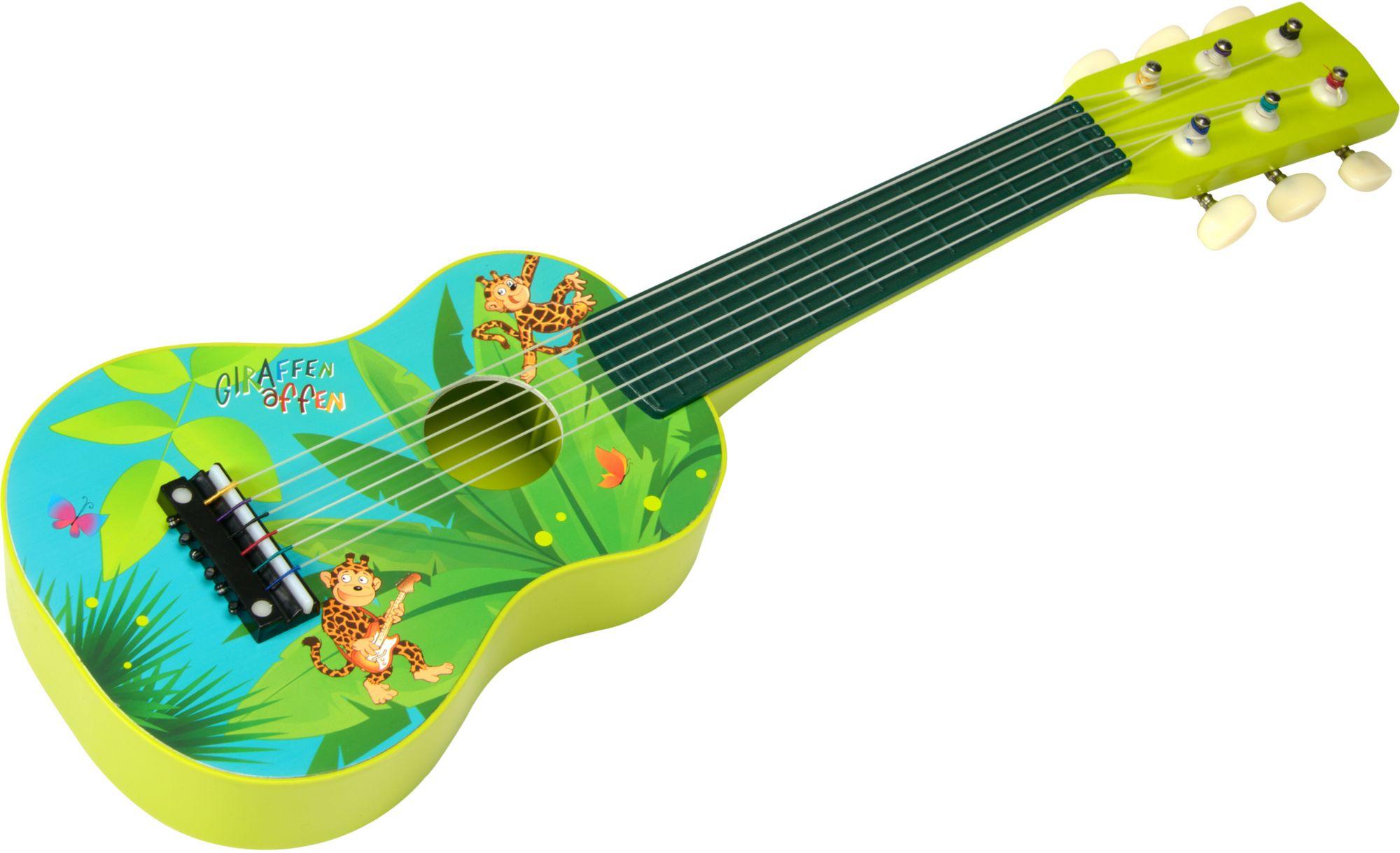 BELUGA Beluga Kindergitarre, »Giraffenaffen Gitarre klein«