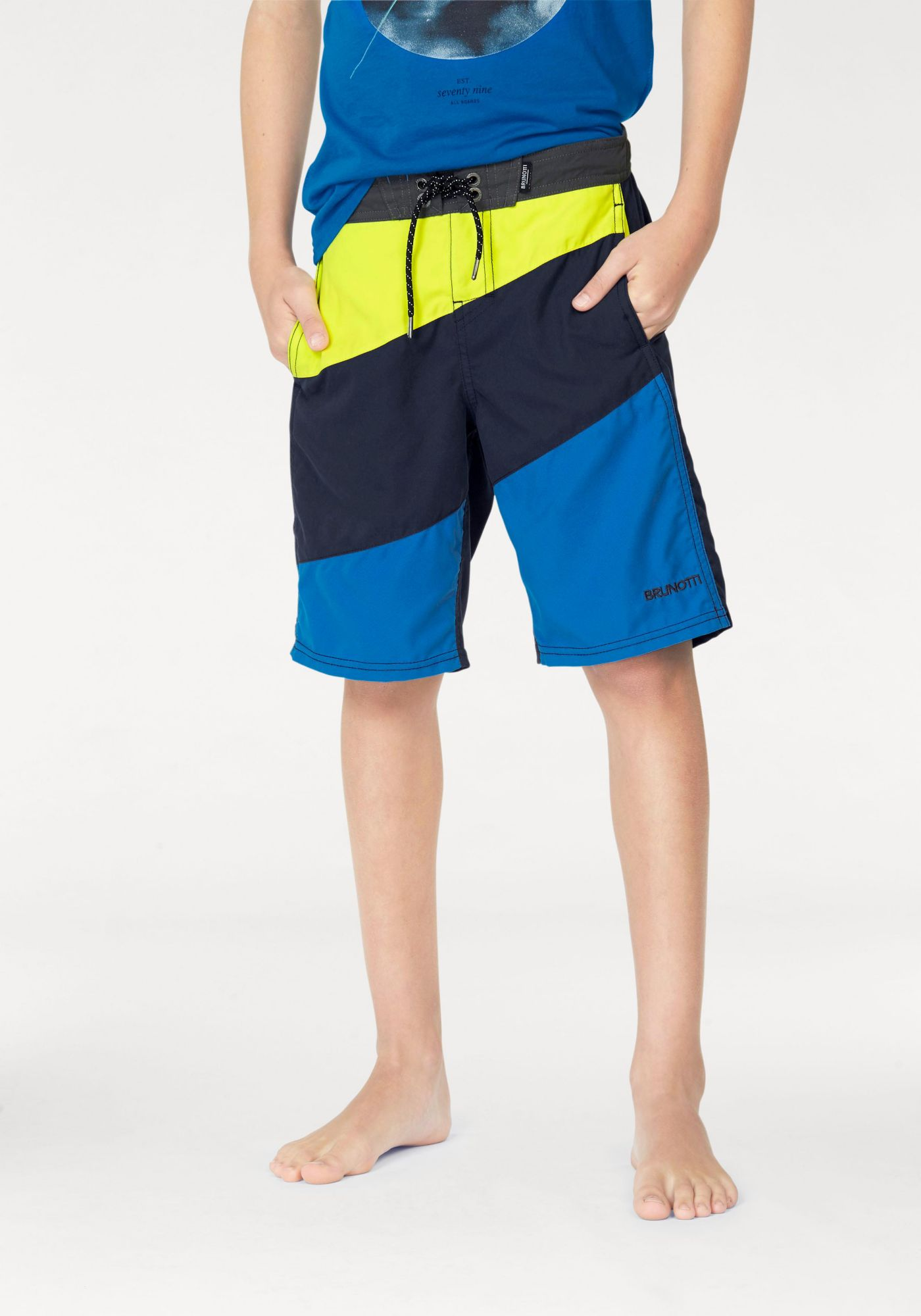 BRUNOTTI Brunotti Boardshorts »CONCH JR BOYS SHORTS«