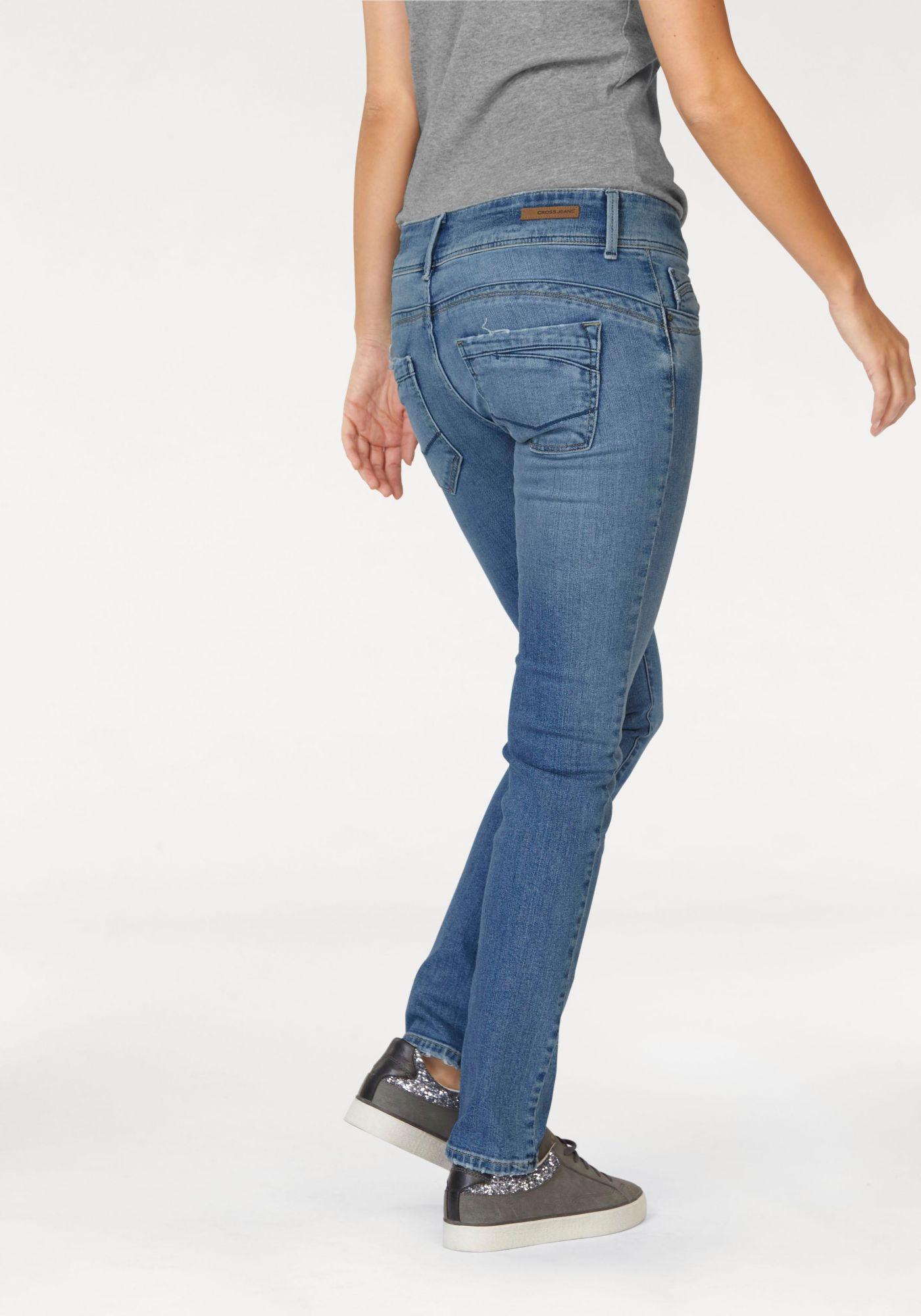 CROSS JEANS Cross Jeans® Röhrenjeans »Melissa«