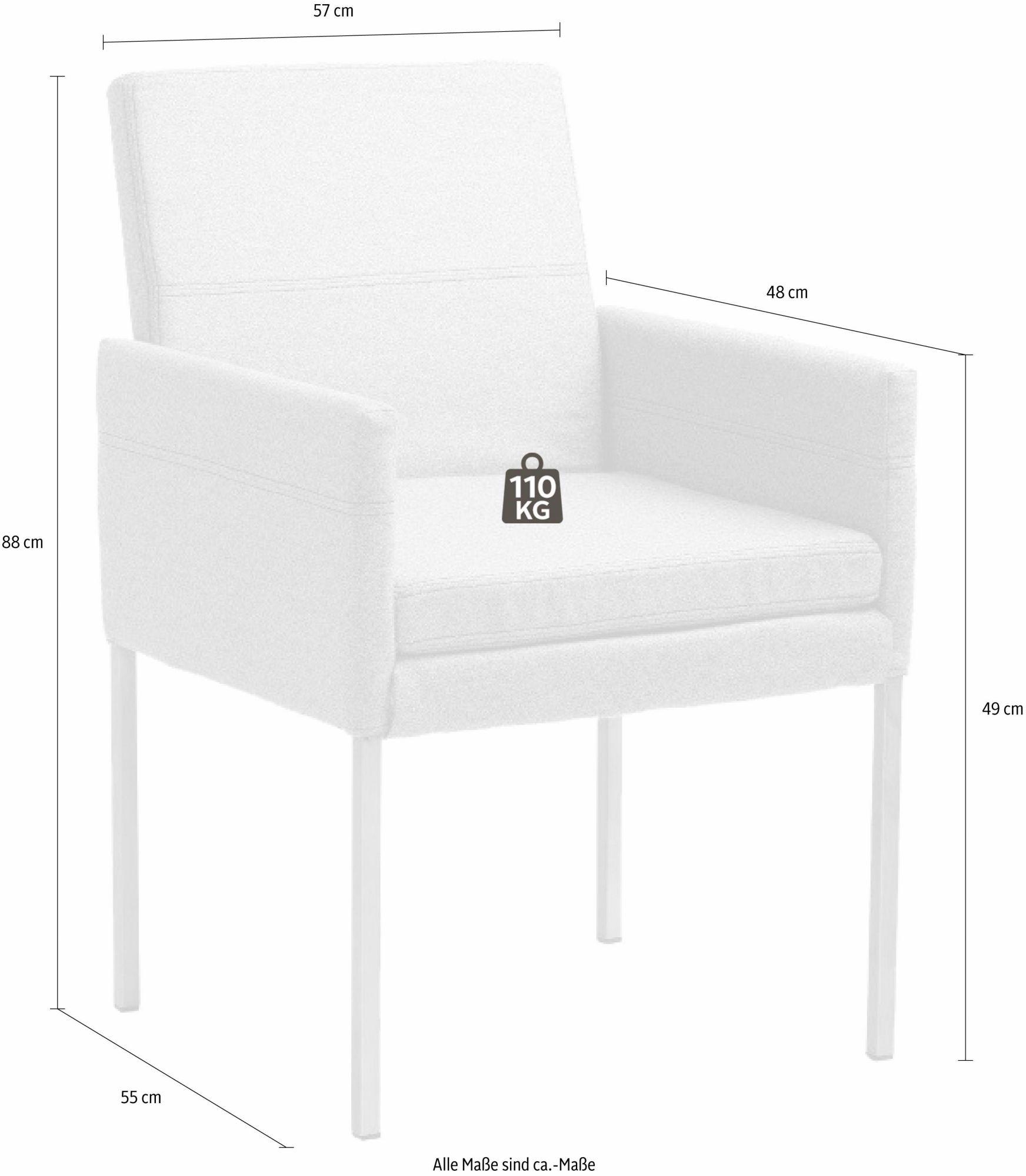 FAVORIT Favorit Stuhl »Bravo« in 3 Farben