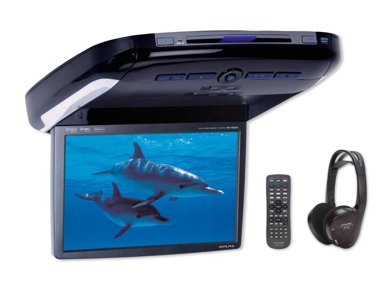 ALPINE  Decken-Monitor »PKG-2100P«