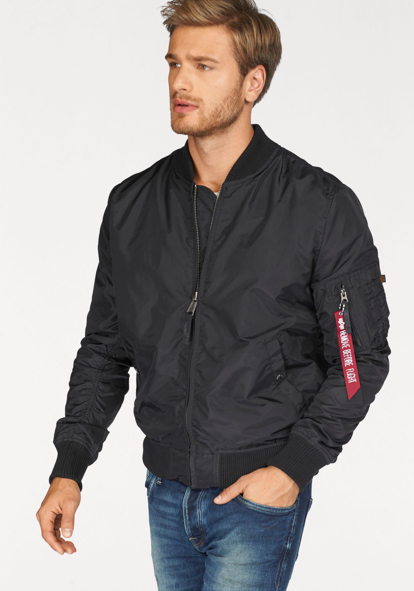 ALPHA INDUSTRIES Alpha Industries Bomberjacke »MA-1 TT«