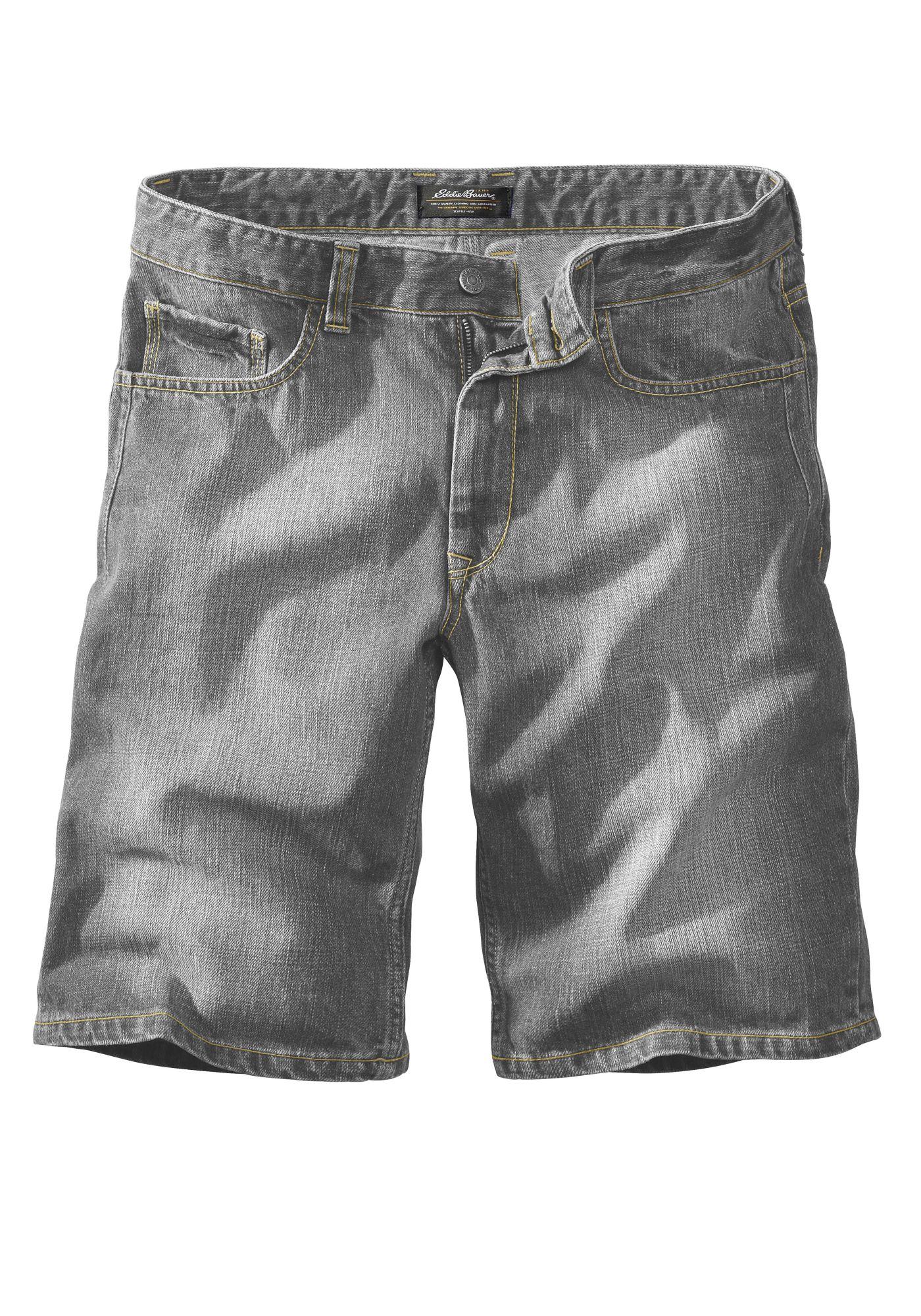 EDDIE BAUER Eddie Bauer Bermuda-Jeans