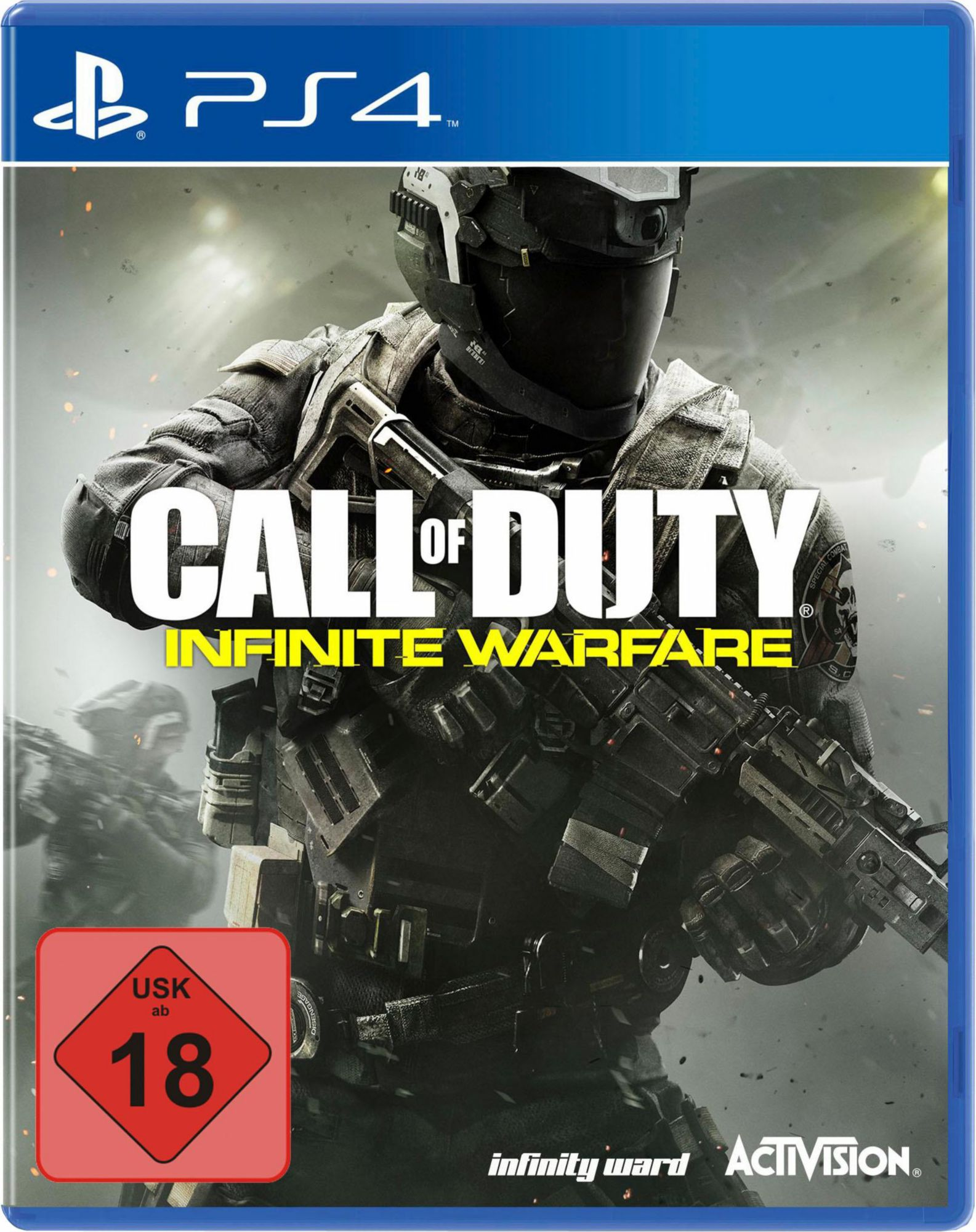 ACTIVISION Call of Duty: Infinite Warfare Standard Edition (PS4)
