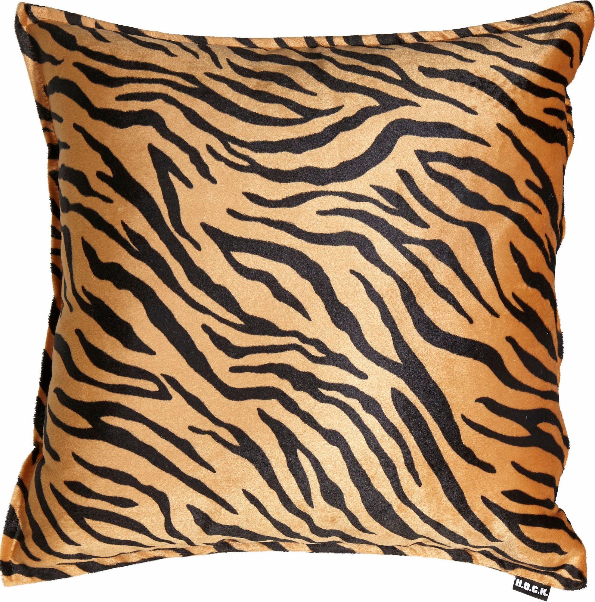 HOCK Hock Kissen »Zebra Samt«