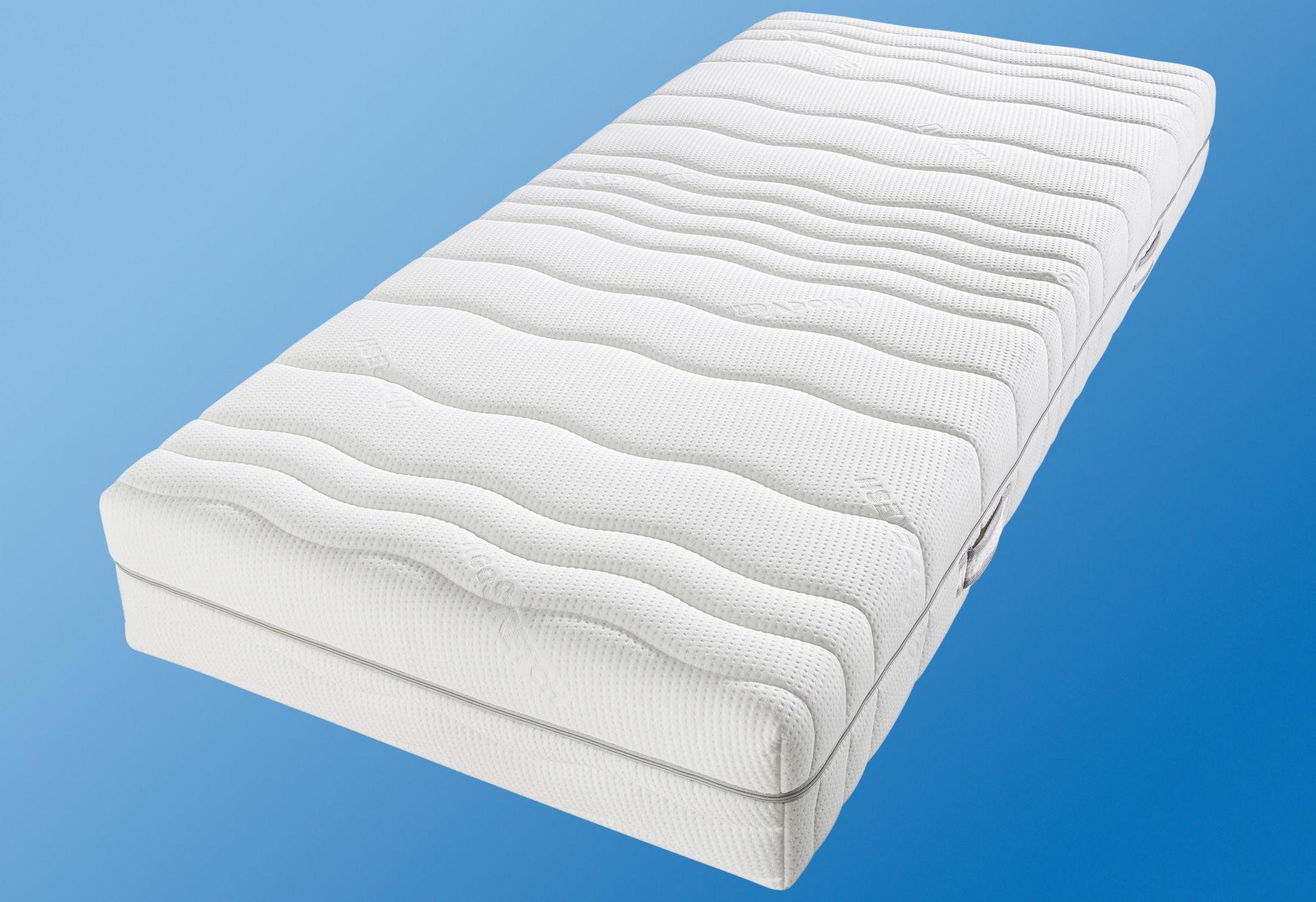 BECO Komfortschaummatratze, »BodyCare Top«, BeCo, 25 cm hoch, Raumgewicht: 35, flexibel und luxuriös für jede Körperform