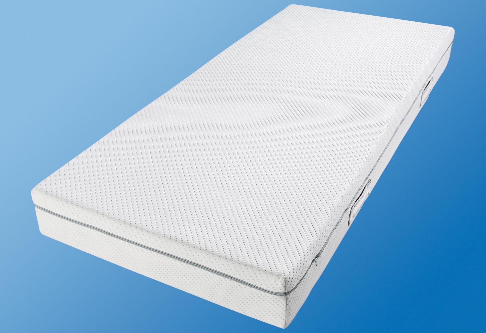 BECO Komfortschaummatratze, »BodyCare«, BeCo,  19 cm hoch, Raumgewicht: 35, die Flexible für jede Körperform bekannt aus der TV-Werbung