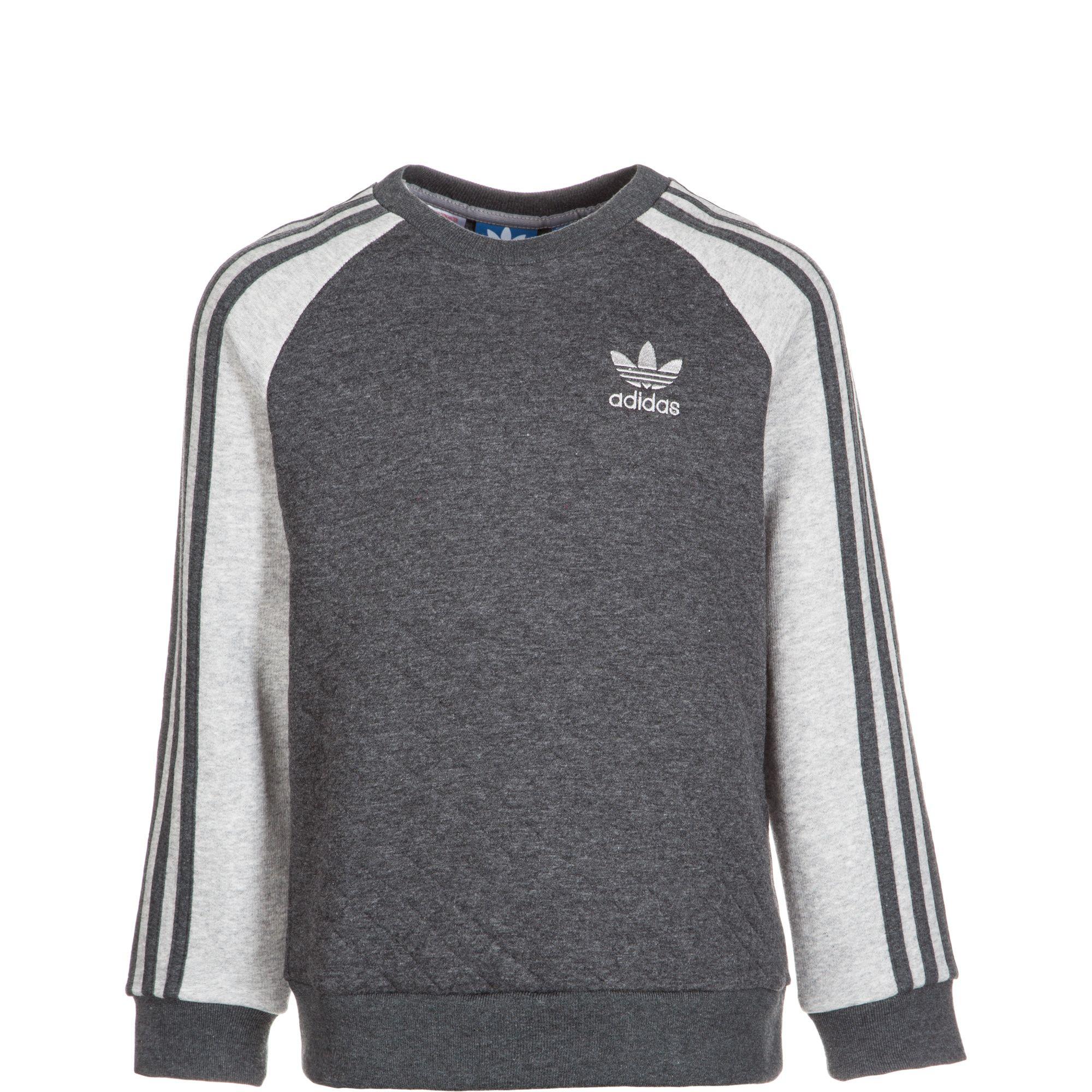 ADIDAS ORIGINALS adidas Originals Fleece Crew Sweatshirt Kinder