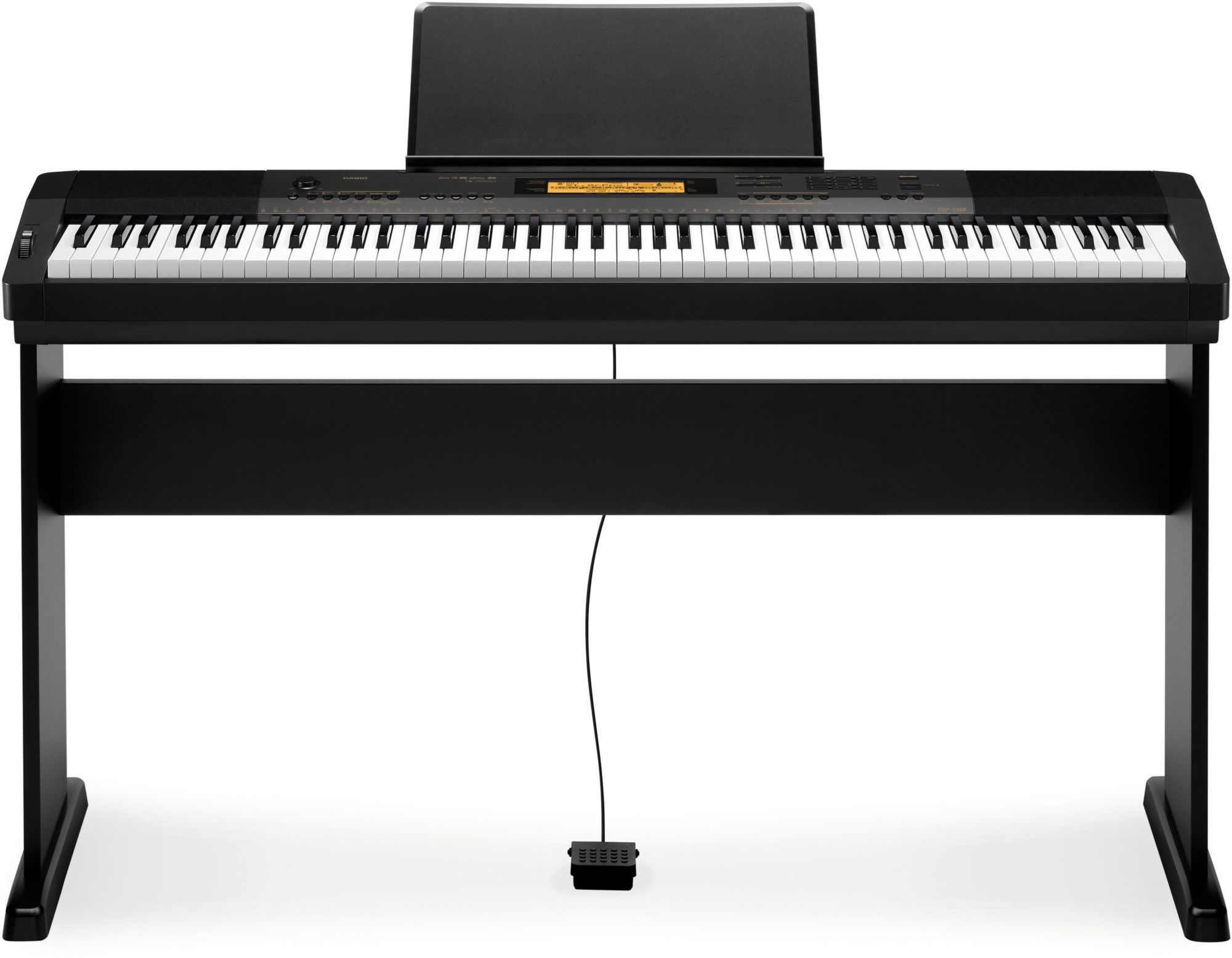 CASIO Casio® Compact Digital Piano, »CDP 230RBK Set«