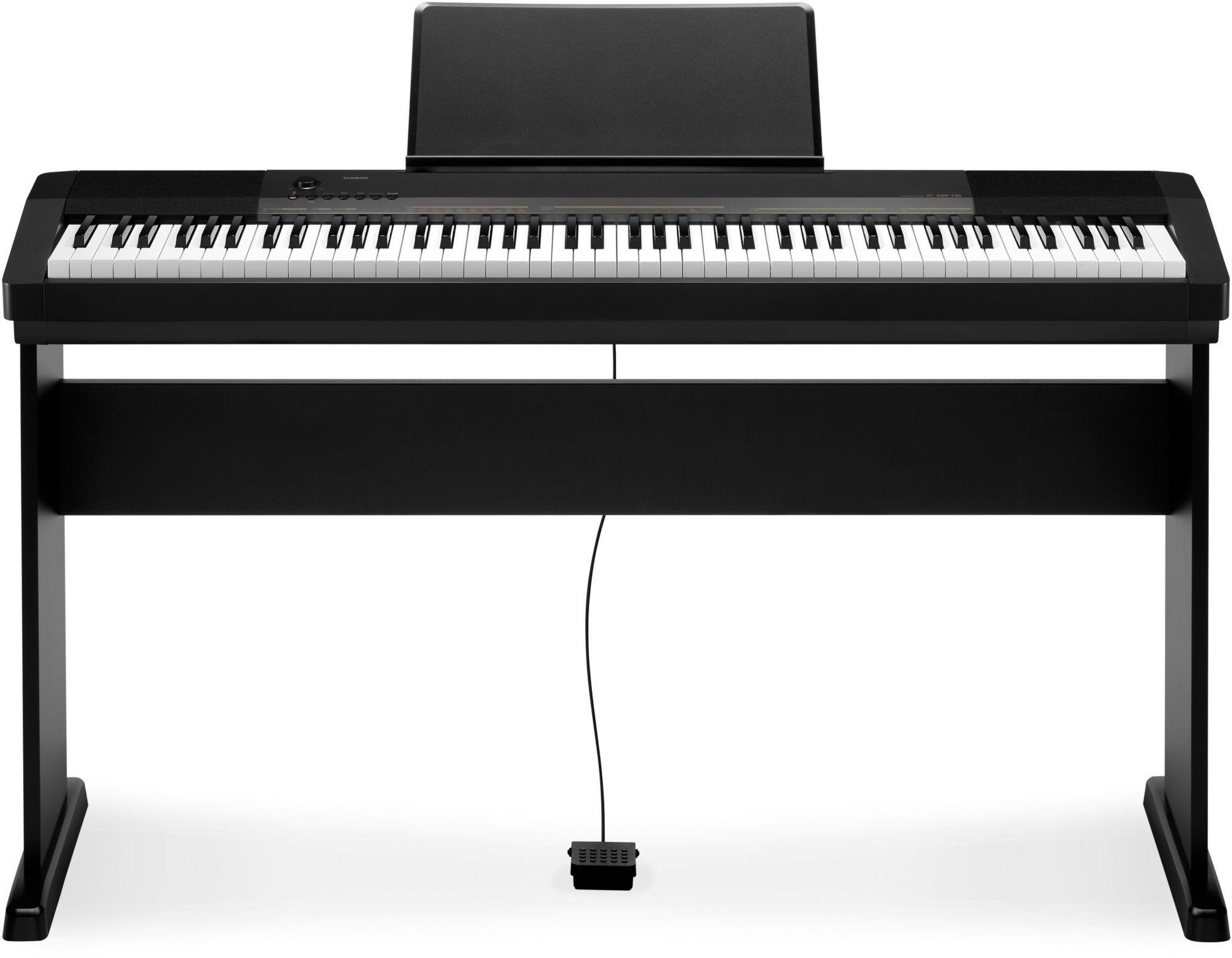 CASIO Casio® Compact Digital Piano, »CDP 130BK Set«