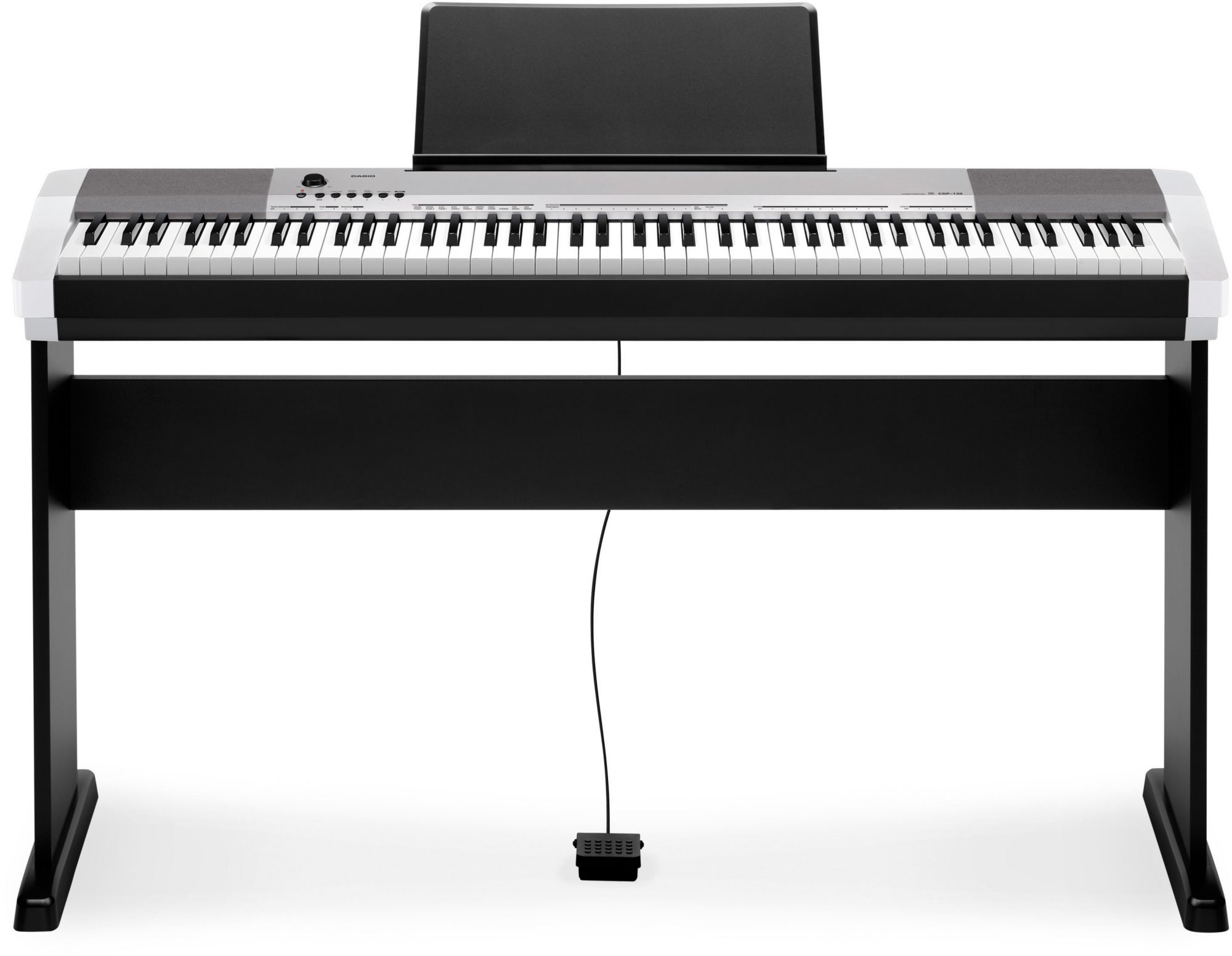 CASIO Casio® Compact Digital Piano, »CDP 130SR Set«