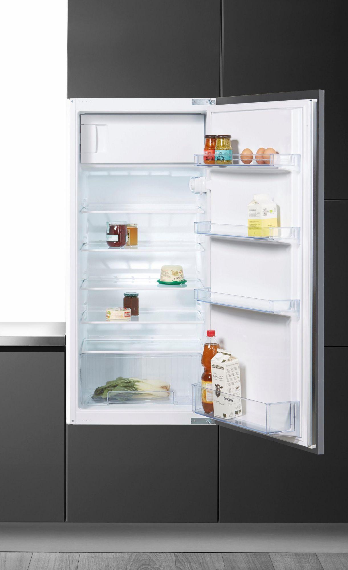 CONSTRUCTA Constructa Einbaukühlschrank CK64430, A++, 122,1 cm hoch