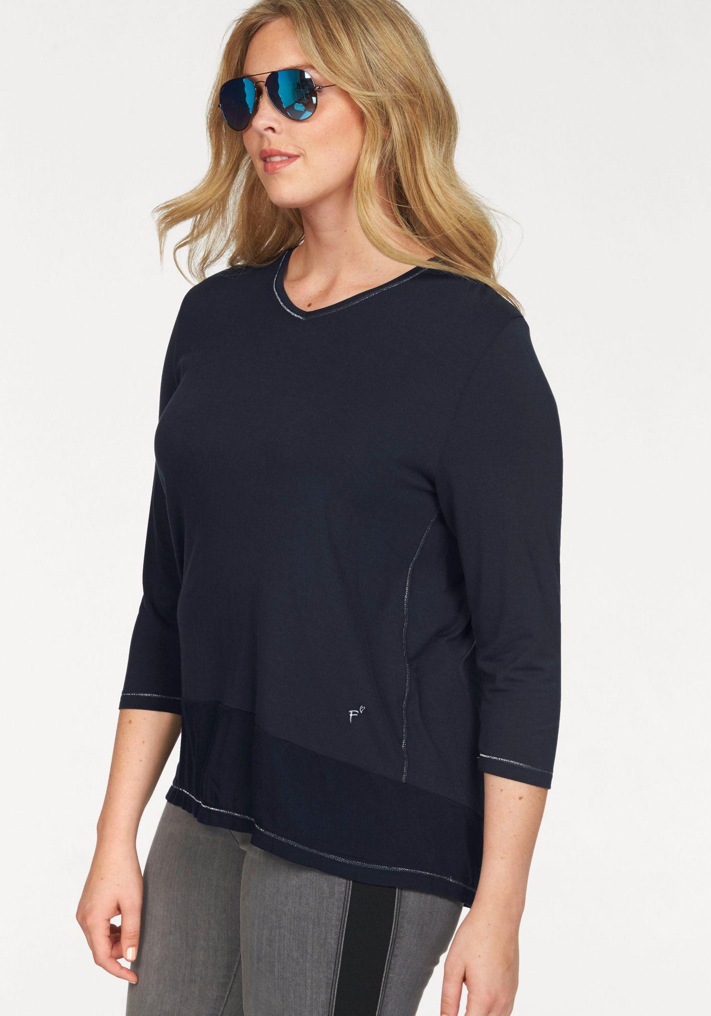 FRAPP  3/4-Arm-Shirt