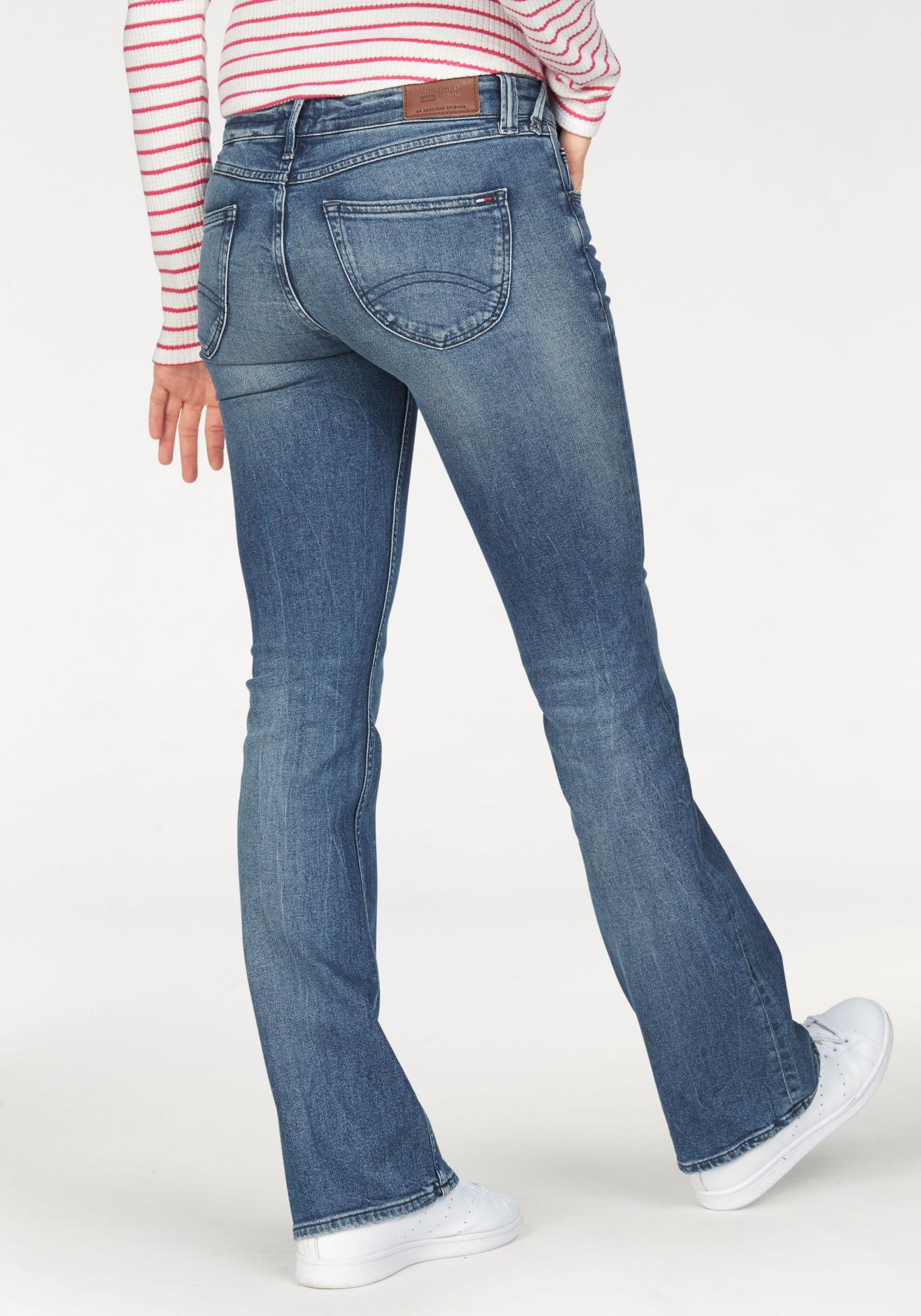 HILFIGER DENIM Hilfiger Denim Bootcut-Jeans »Sophie«