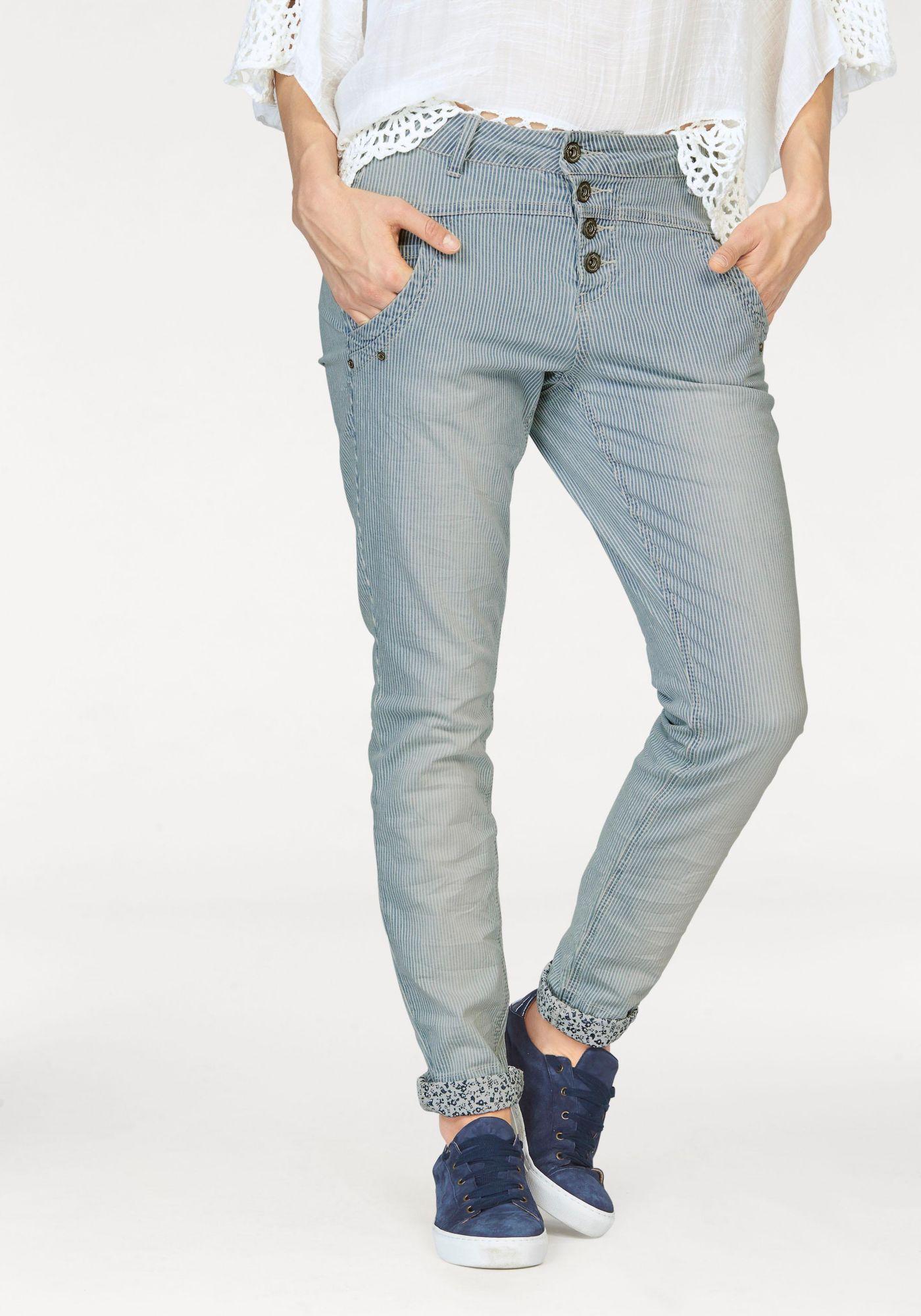 CREAM Cream Boyfriend-Jeans »STRIPED JEANS«