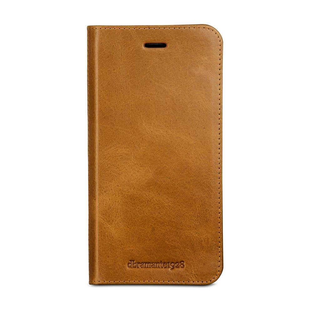 DBRAMANTE1928 dbramante1928 LederCase »Folio Frederiksberg 3 iPhone (7) Plus Golden Tan«