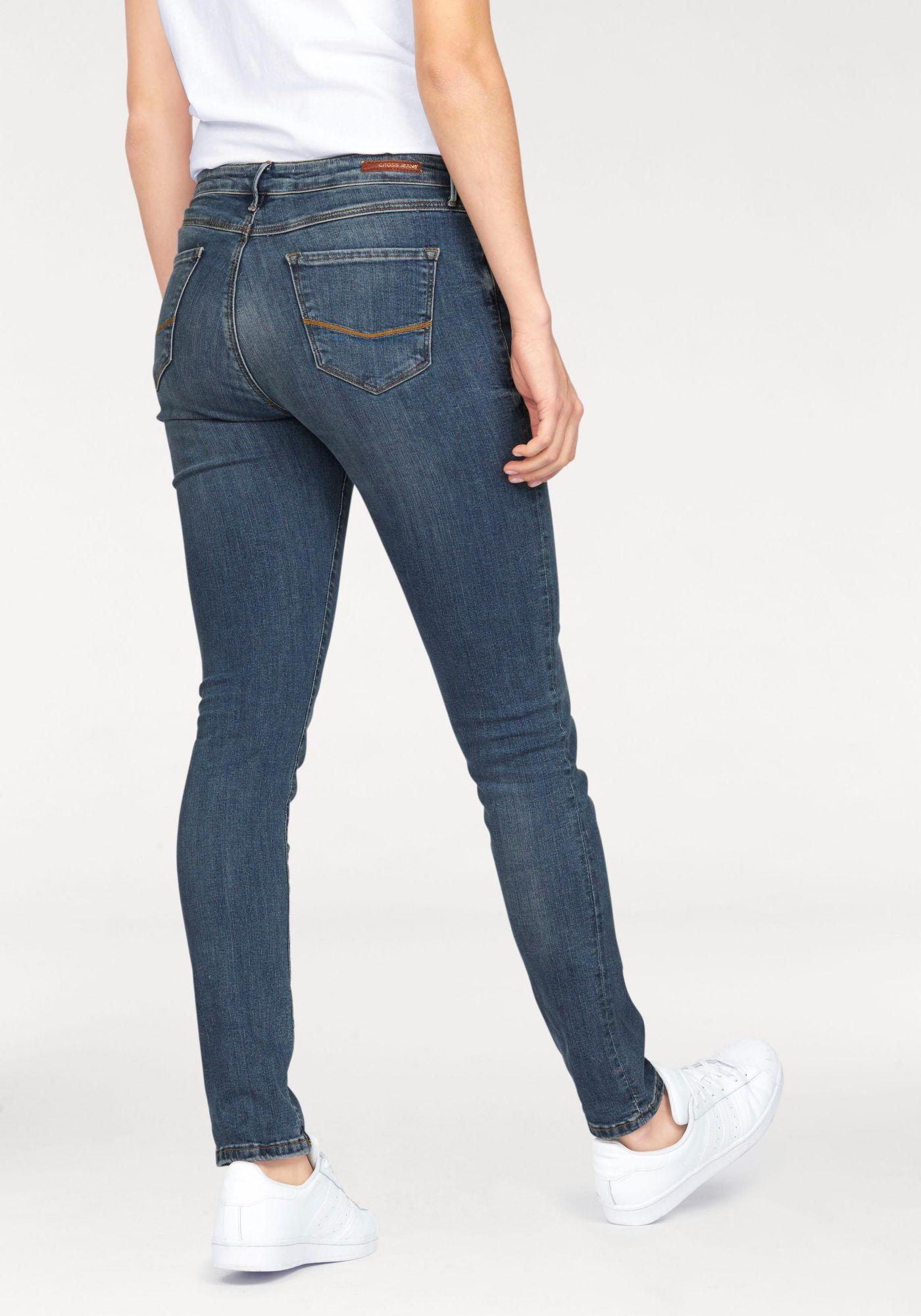 CROSS JEANS Cross Jeans® High-waist-Jeans