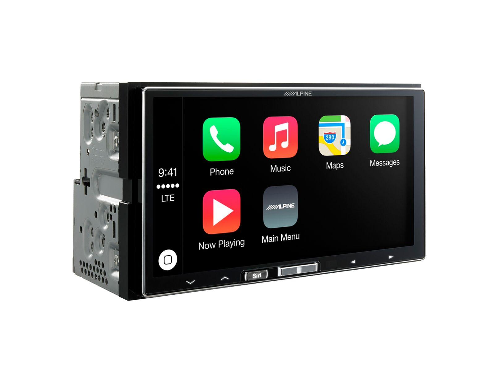 ALPINE  2-DIN Digital-Media-Receiver »iLX-700«