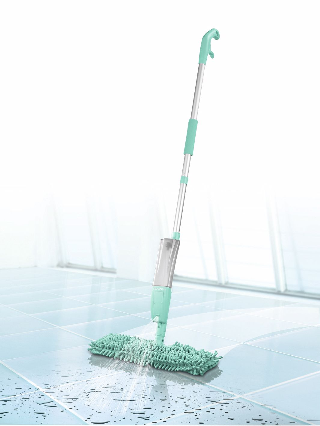 CLEAN MAXX CLEANmaxx Spray-Mop 2-in1