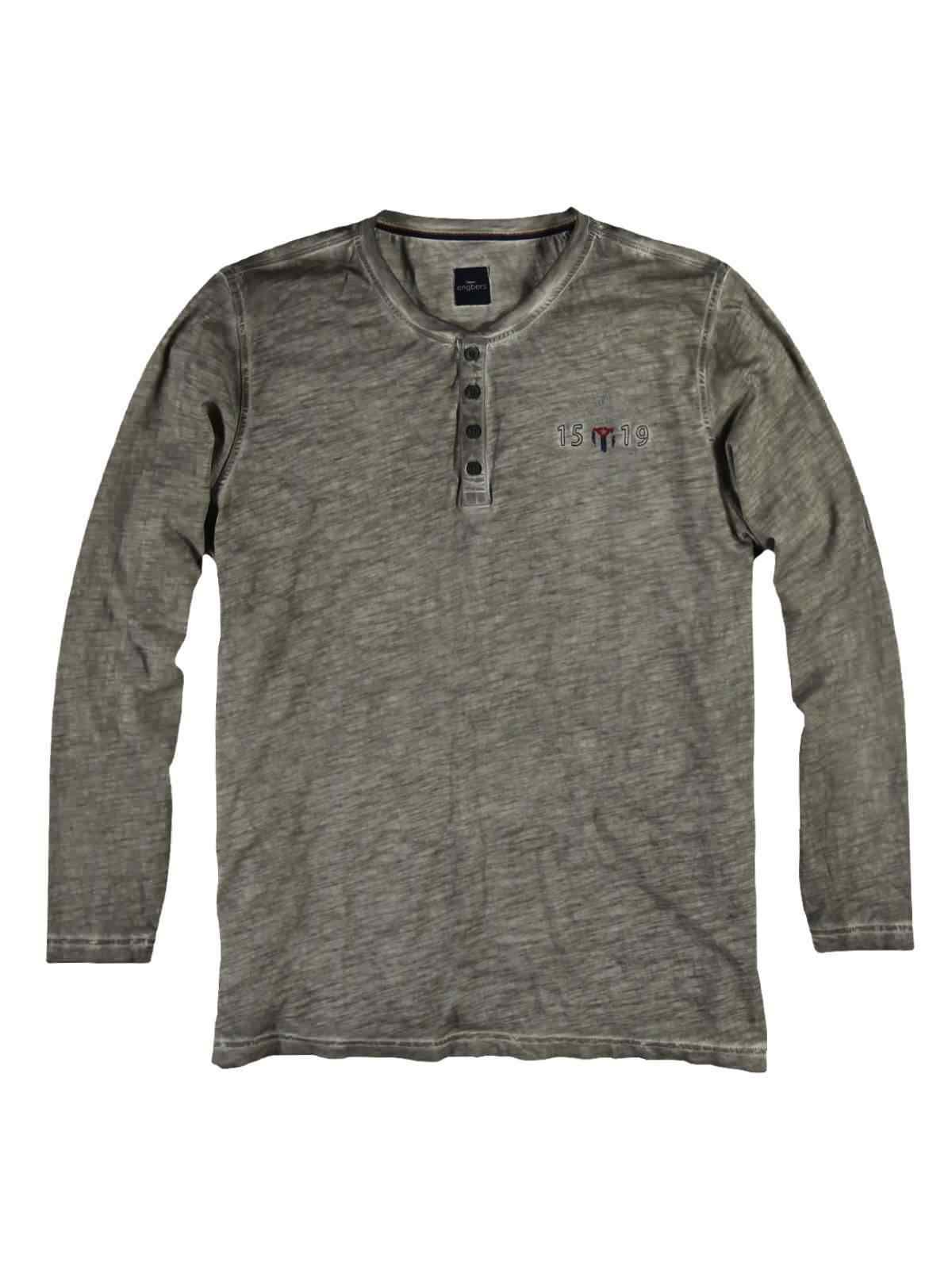 ENGBERS engbers Henley Shirt