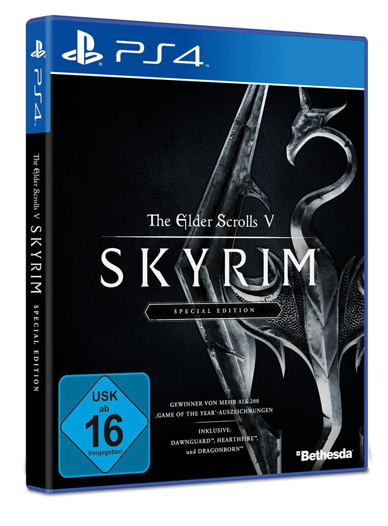 BETHESDA Bethesda Playstation 4 - Spiel »The Elder Scrolls V: Skyrim - Special Edition«