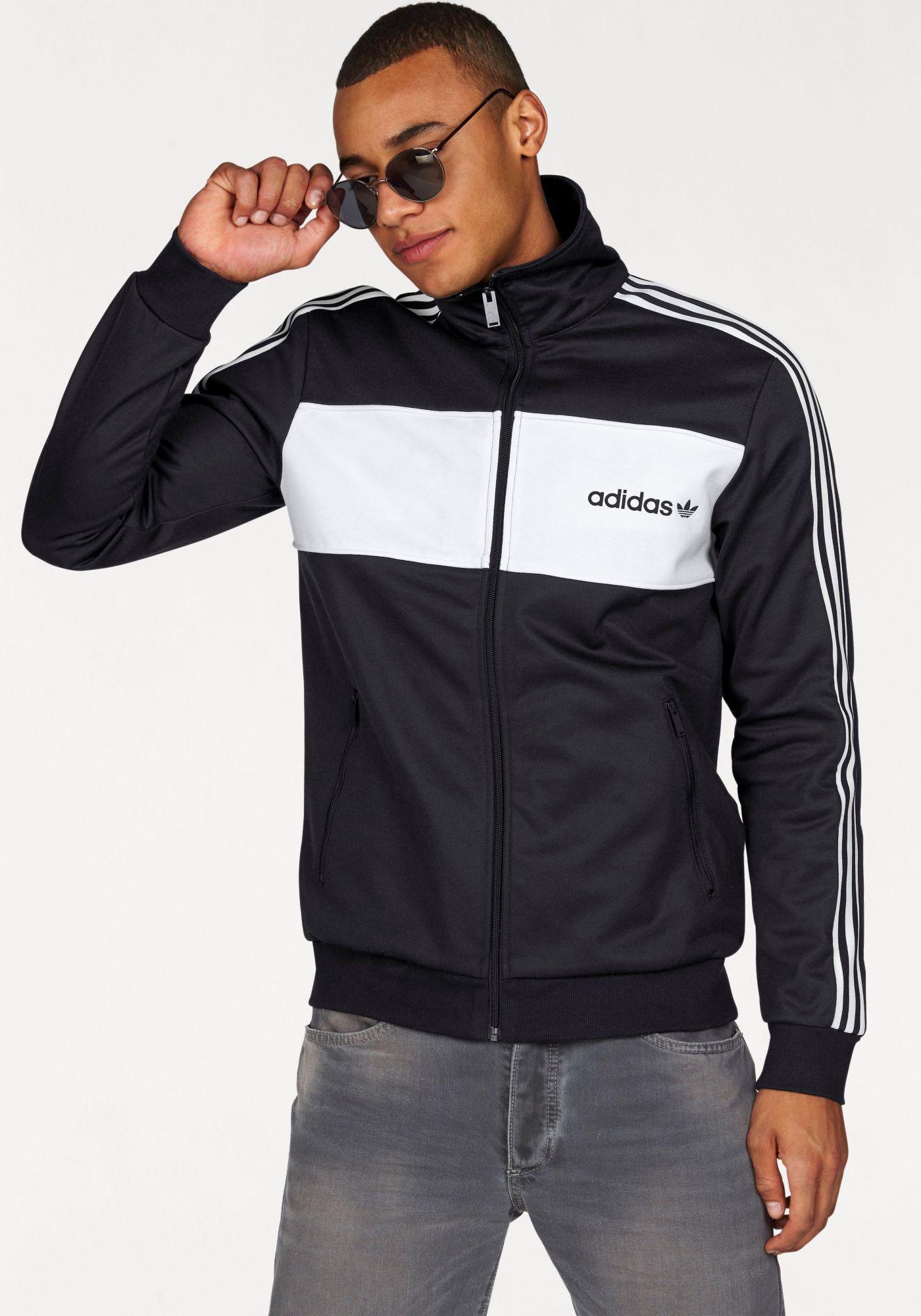ADIDAS ORIGINALS adidas Originals Sweatjacke »BLOCKTRACK TOP«