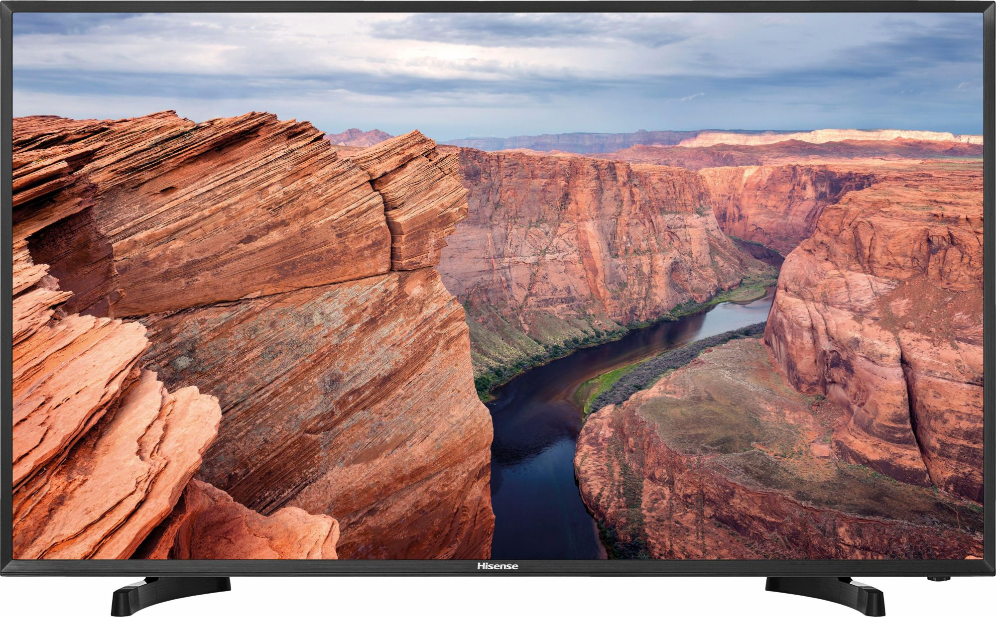 HISENSE Hisense H49M2100S, LED Fernseher, 123 cm (49 Zoll), 1080p (Full HD)
