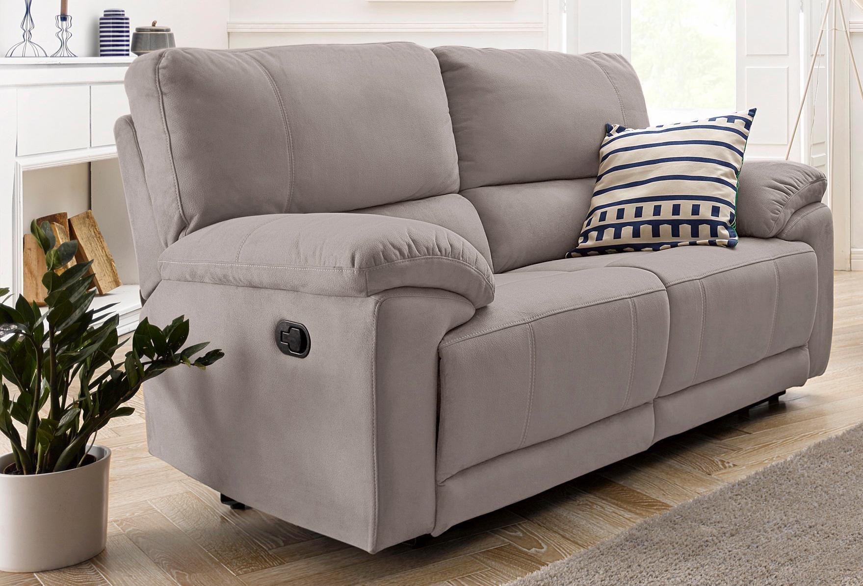 ATLANTIC HOME COLLECTION Atlantic Home Collection 2-Sitzer, mit Relaxfunktion und Federkern