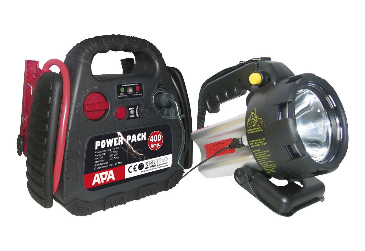 APA Batterieladegerät »Power Pack«
