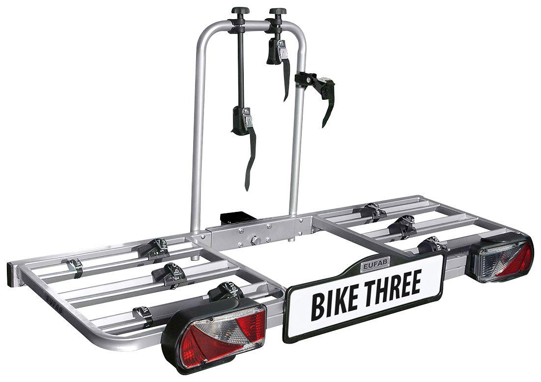 EUFAB  Fahrradträger »Bike Three«