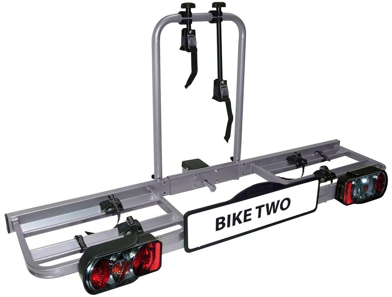 EUFAB Eufab Fahrrad-Kupplungsträger Bike Two