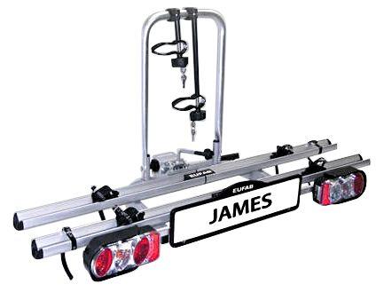 EUFAB  Fahrradträger »James«