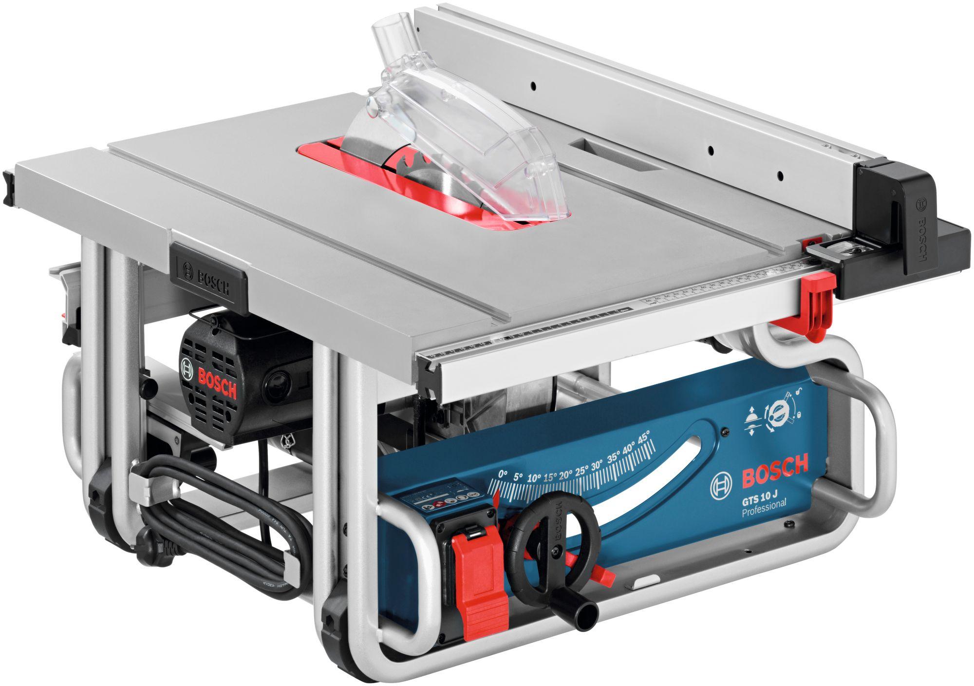BOSCH PROFESSIONAL Bosch Professional Tischkreissäge »GTS 10 J«