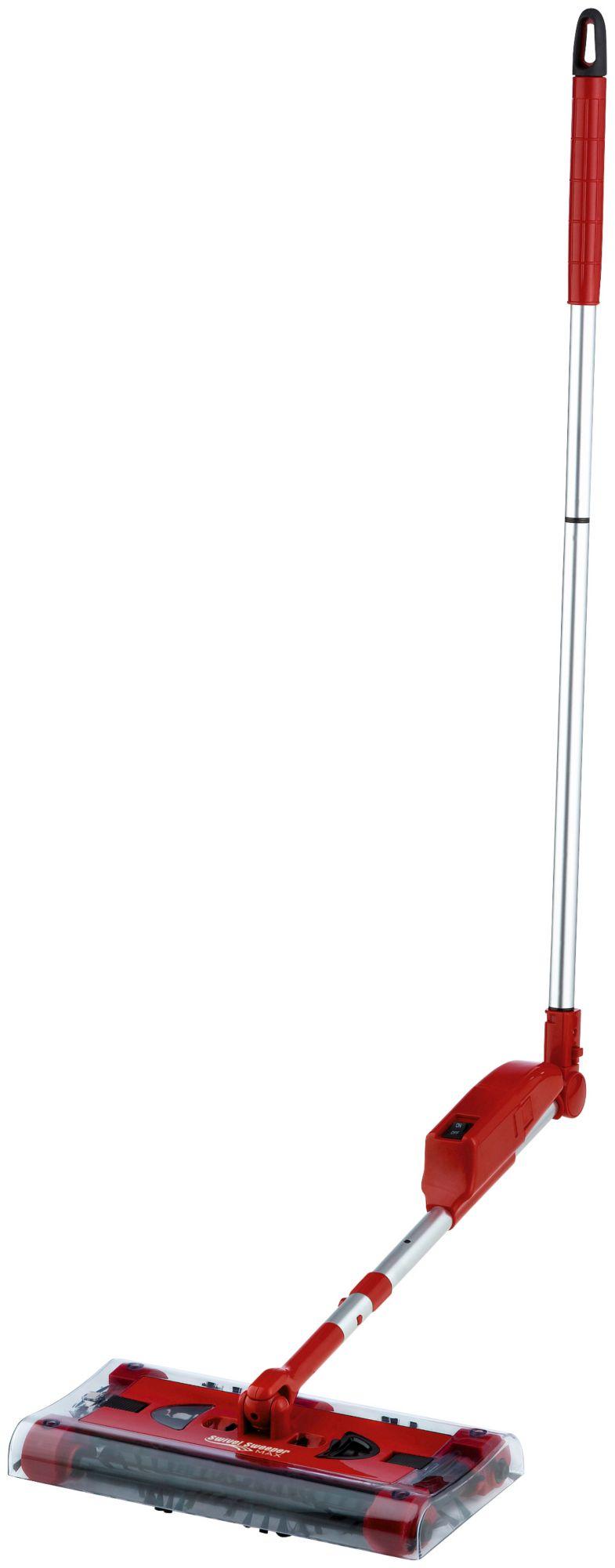 CLEAN MAXX CLEANmaxx Akku-Besen »Swivel Sweeper Max«