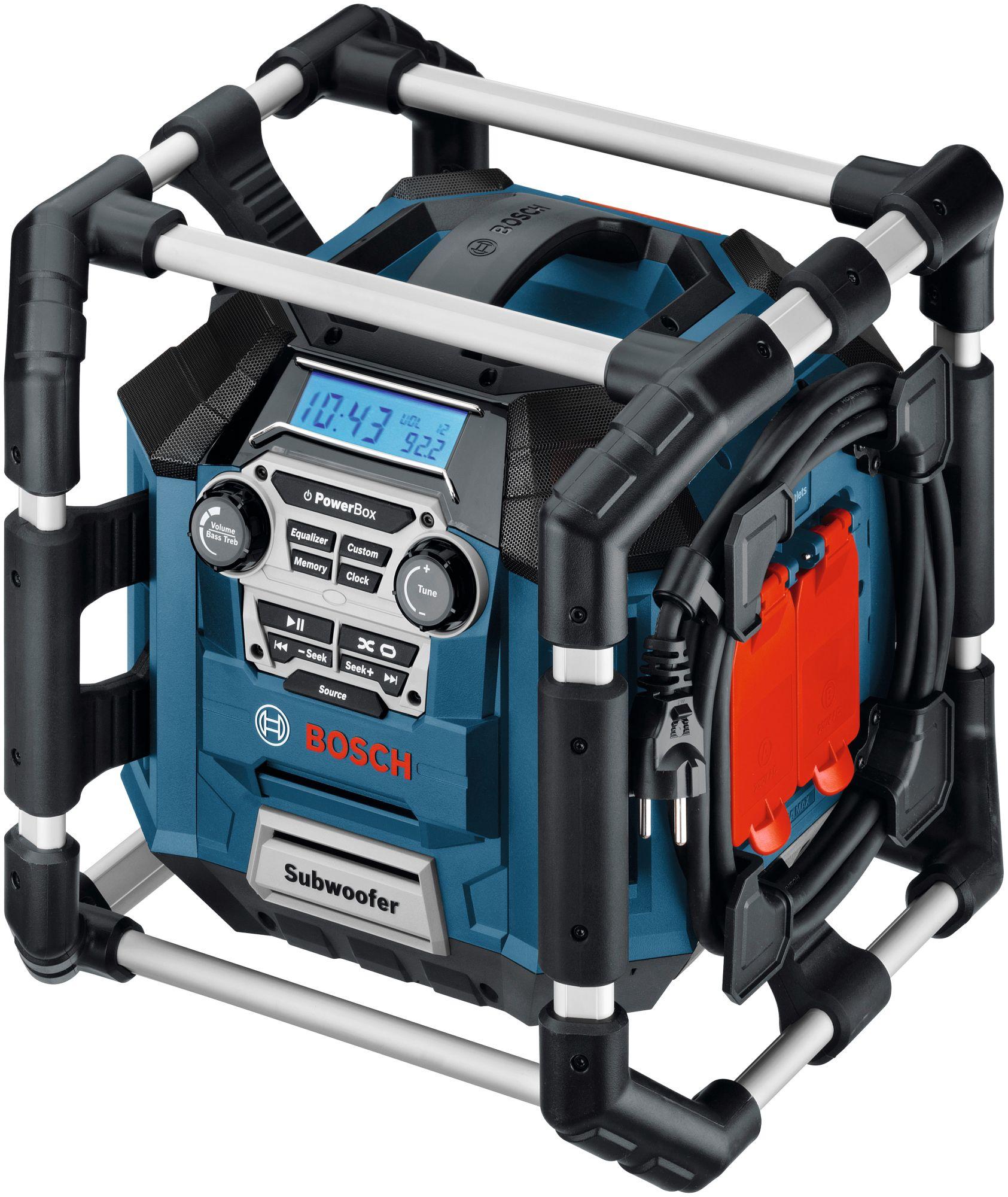 BOSCH PROFESSIONAL Bosch Professional Baustellenradio »GML 20«