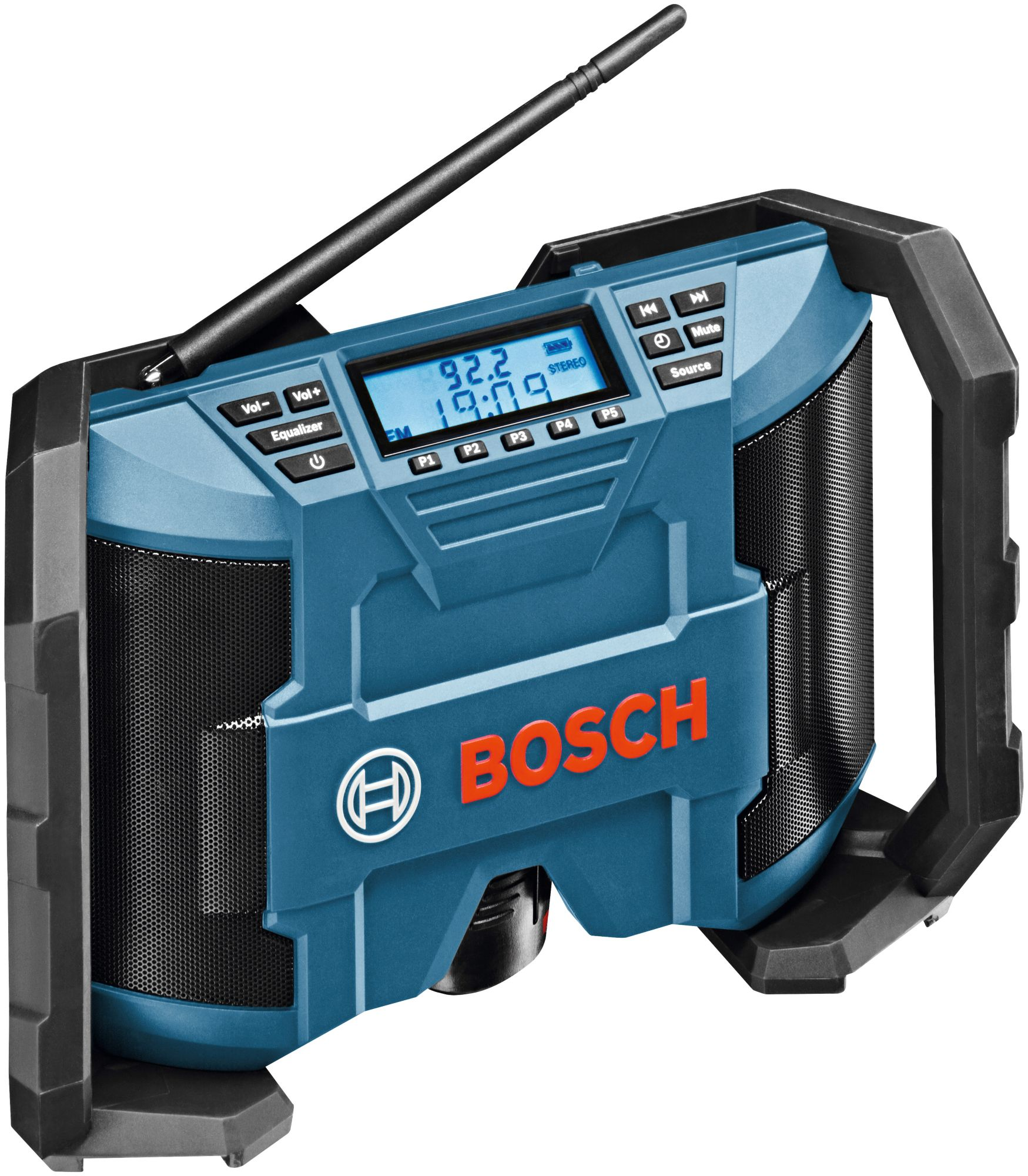 BOSCH PROFESSIONAL  Baustellenradio »GPB 12V-10 V-LI solo«