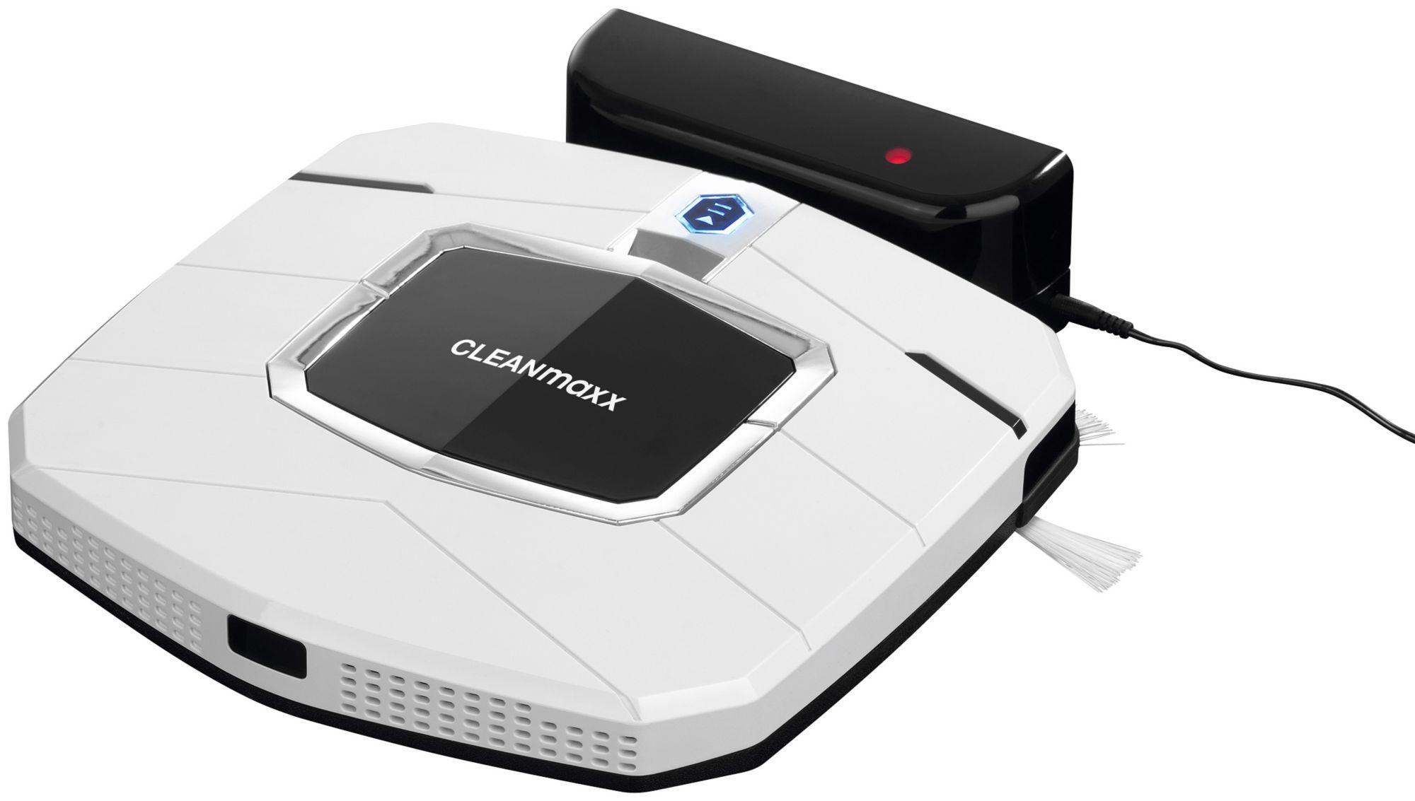 CLEAN MAXX CLEANmaxx Saugroboter »cleanmaxx Slim Design«