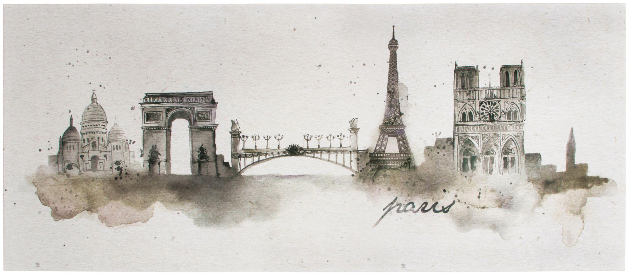 GRAHAM BROWN Graham & Brown Leinwand »Paris«