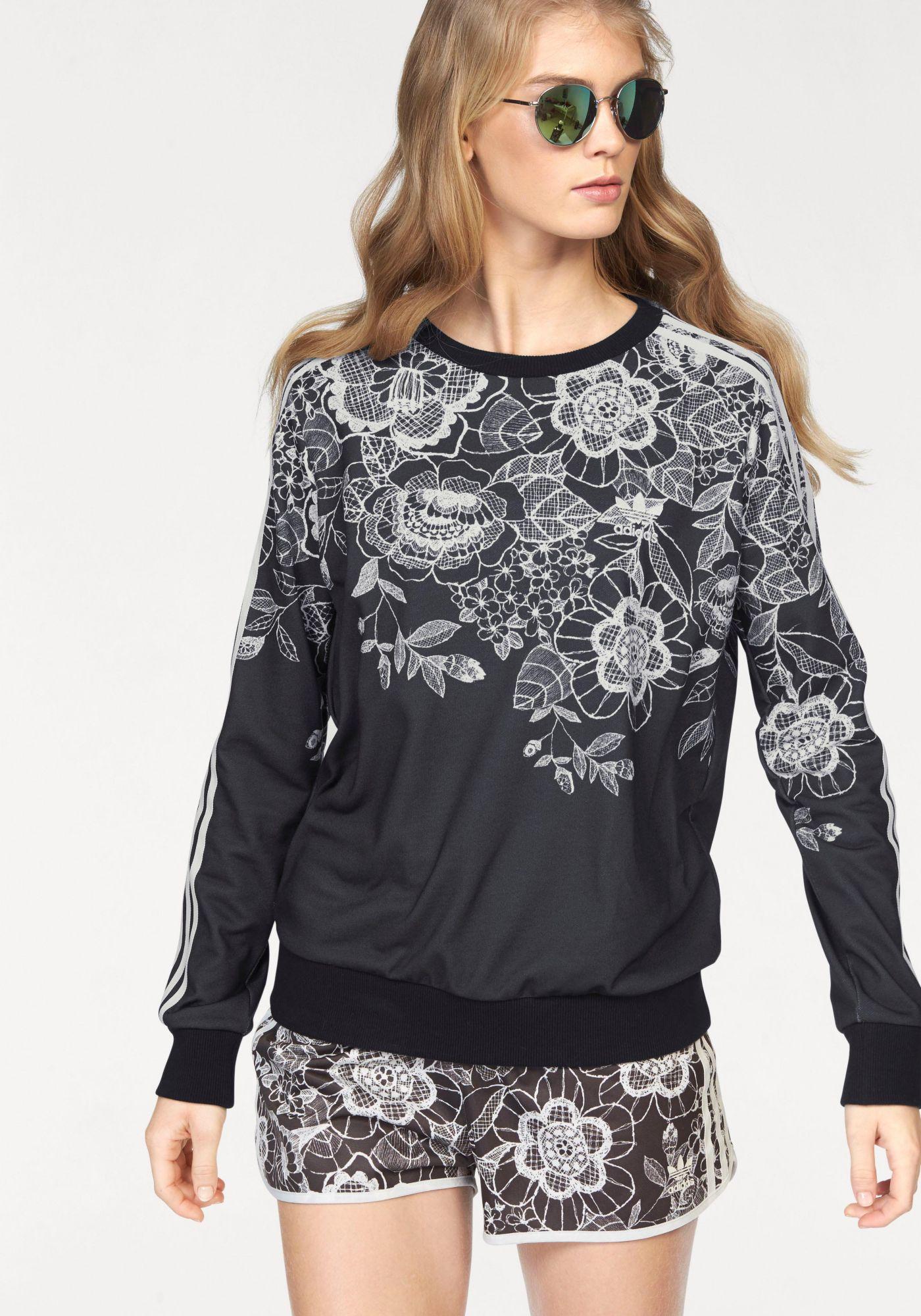 ADIDAS ORIGINALS adidas Originals Sweatshirt »Florido Crew Sweater«
