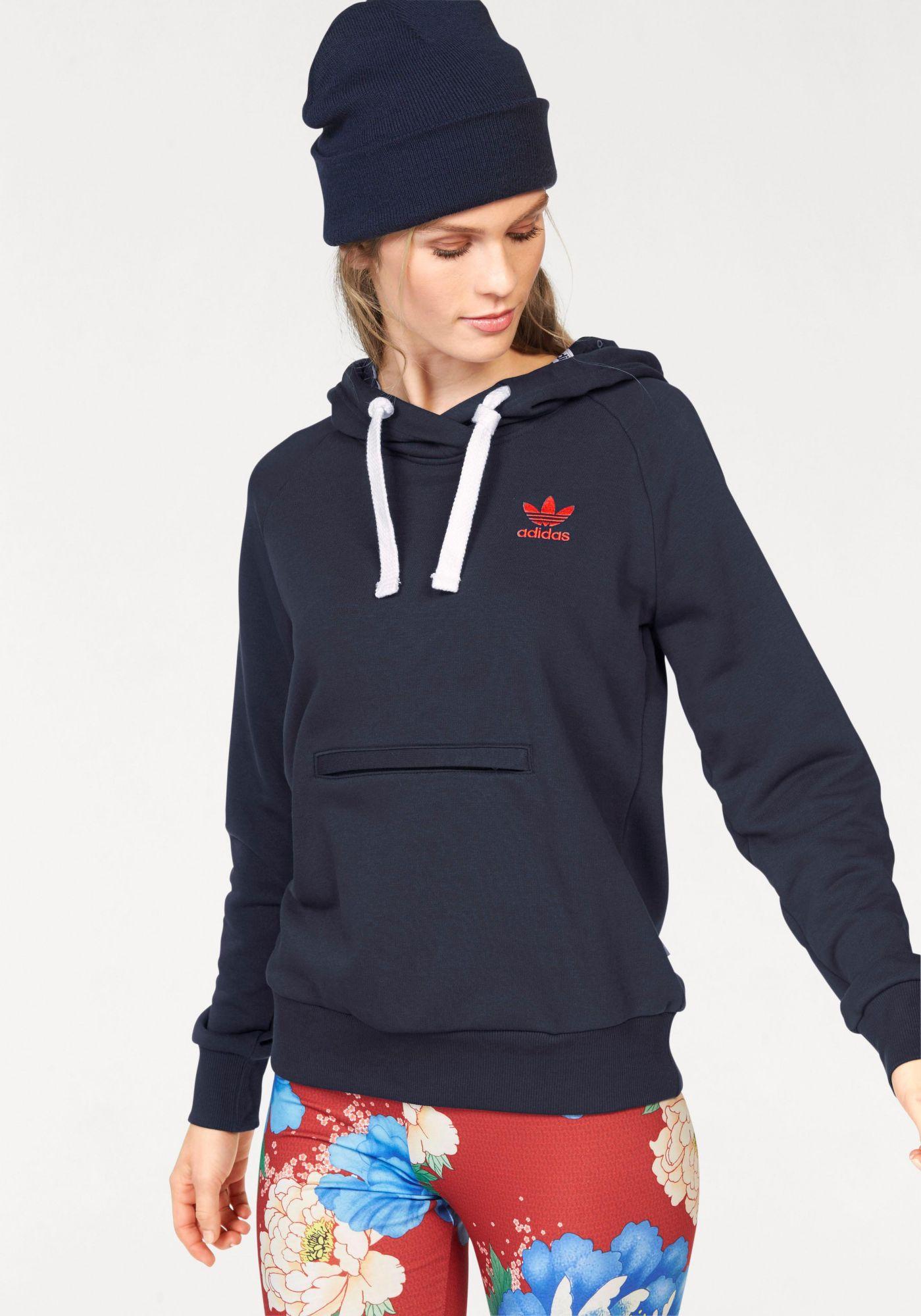 ADIDAS ORIGINALS adidas Originals Kapuzensweatshirt »HOODIE FT«