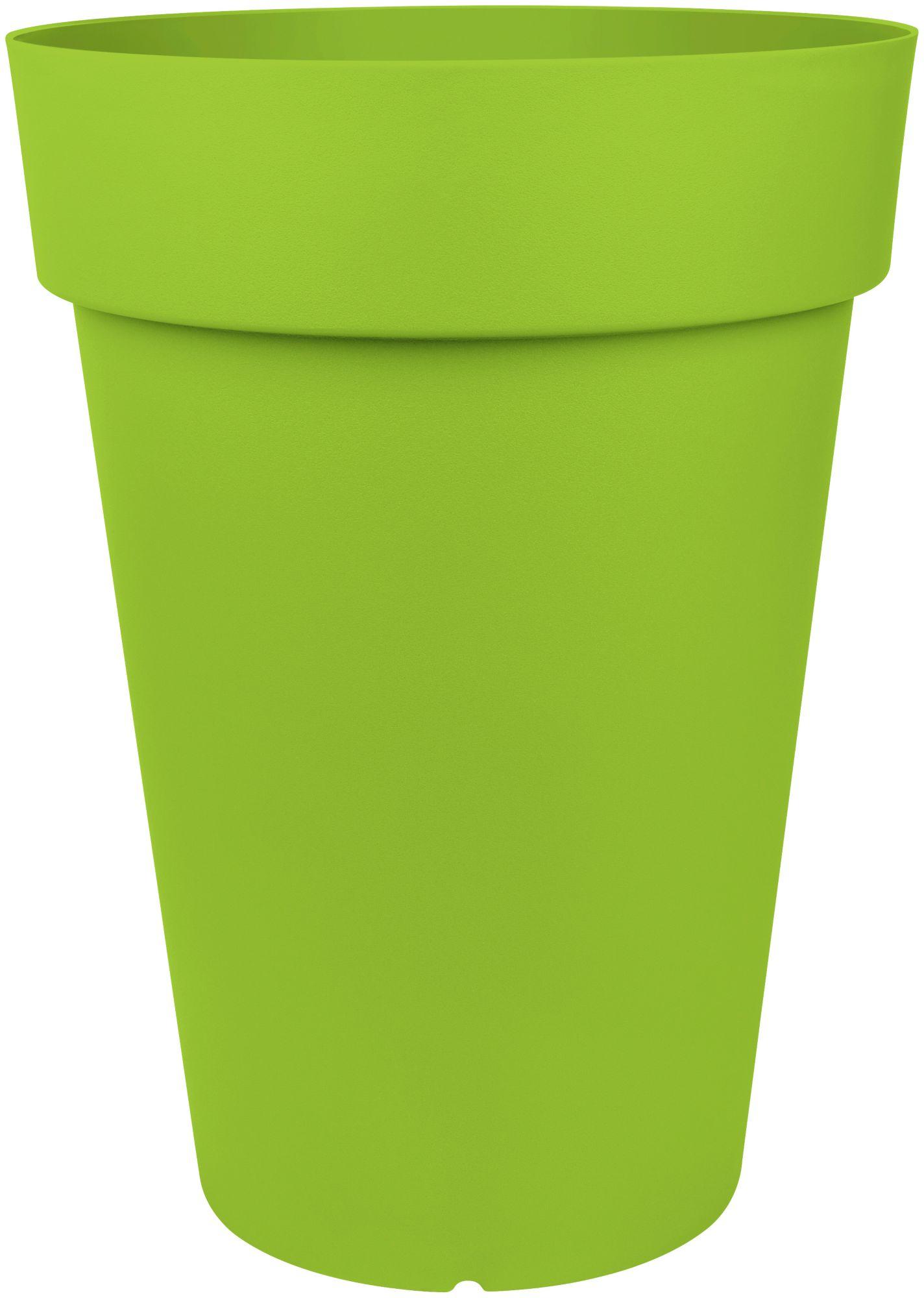 EMSA Blumenkasten »CITY CLASSIC Kübel«, Ø/H: 40/52 cm, grün