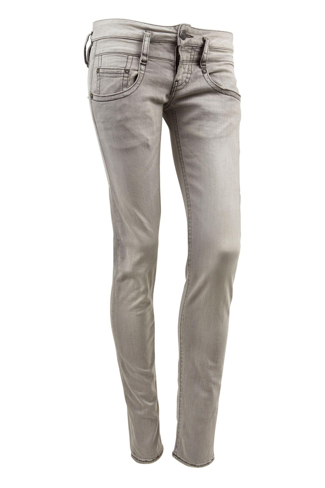 HERRLICHER Herrlicher Jeans »'Pitch' Slim-fit Jeans Denim Black Comfort«