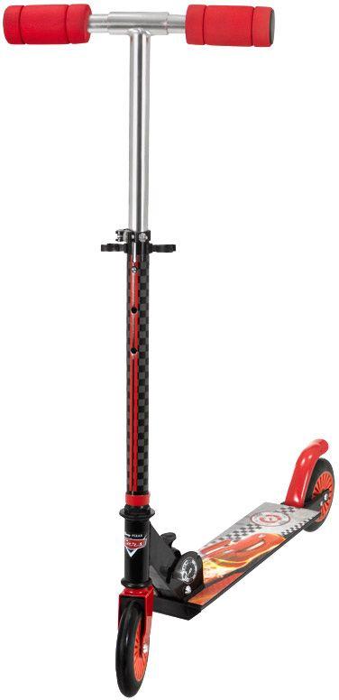 CARS Powerslide Roller für Jungen, »Cars Scooter 125 mm«