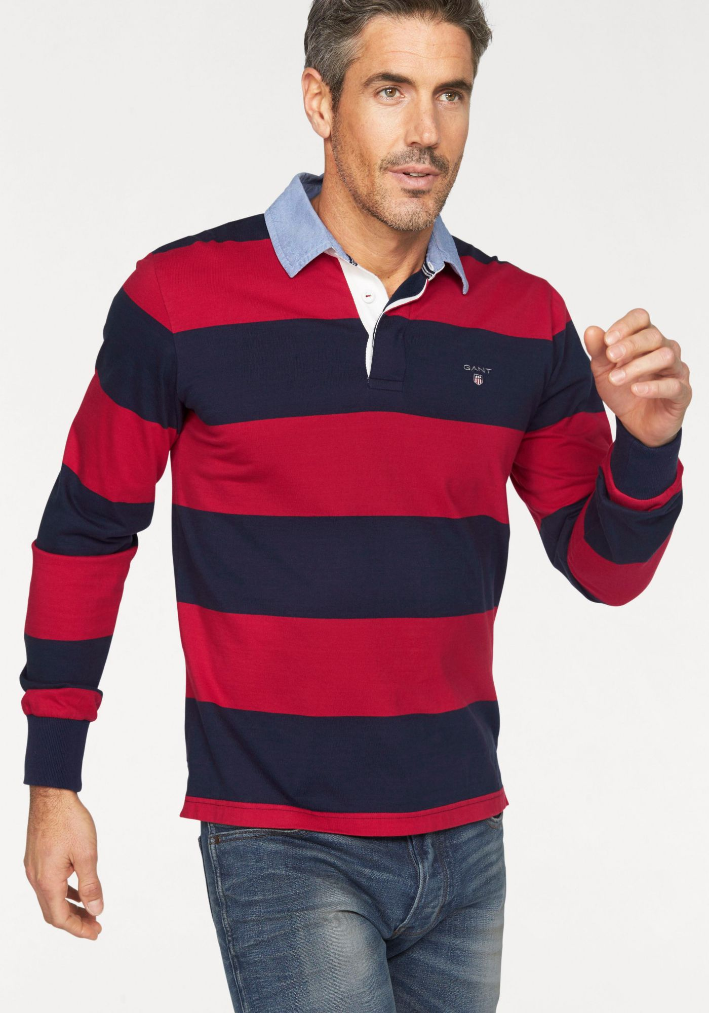 GANT Gant Rugbyshirt