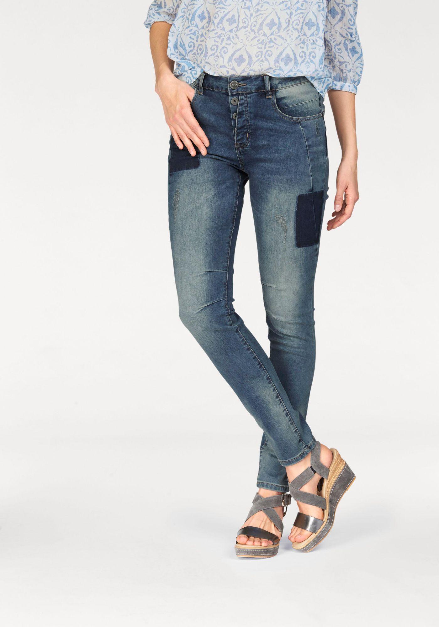 FRITZI AUS PREUßEN Fritzi aus Preußen Boyfriend-Jeans »OHIO«