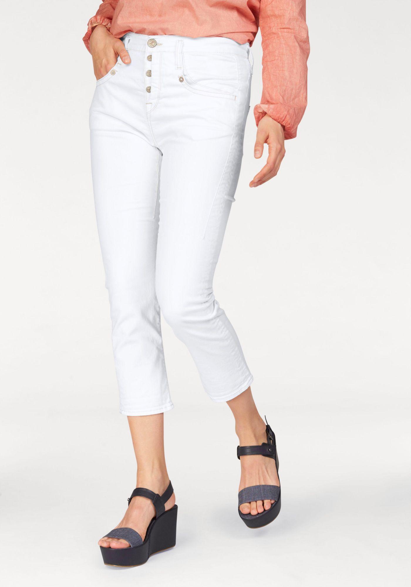 HERRLICHER Herrlicher 7/8-Jeans »Shyra Cropped«