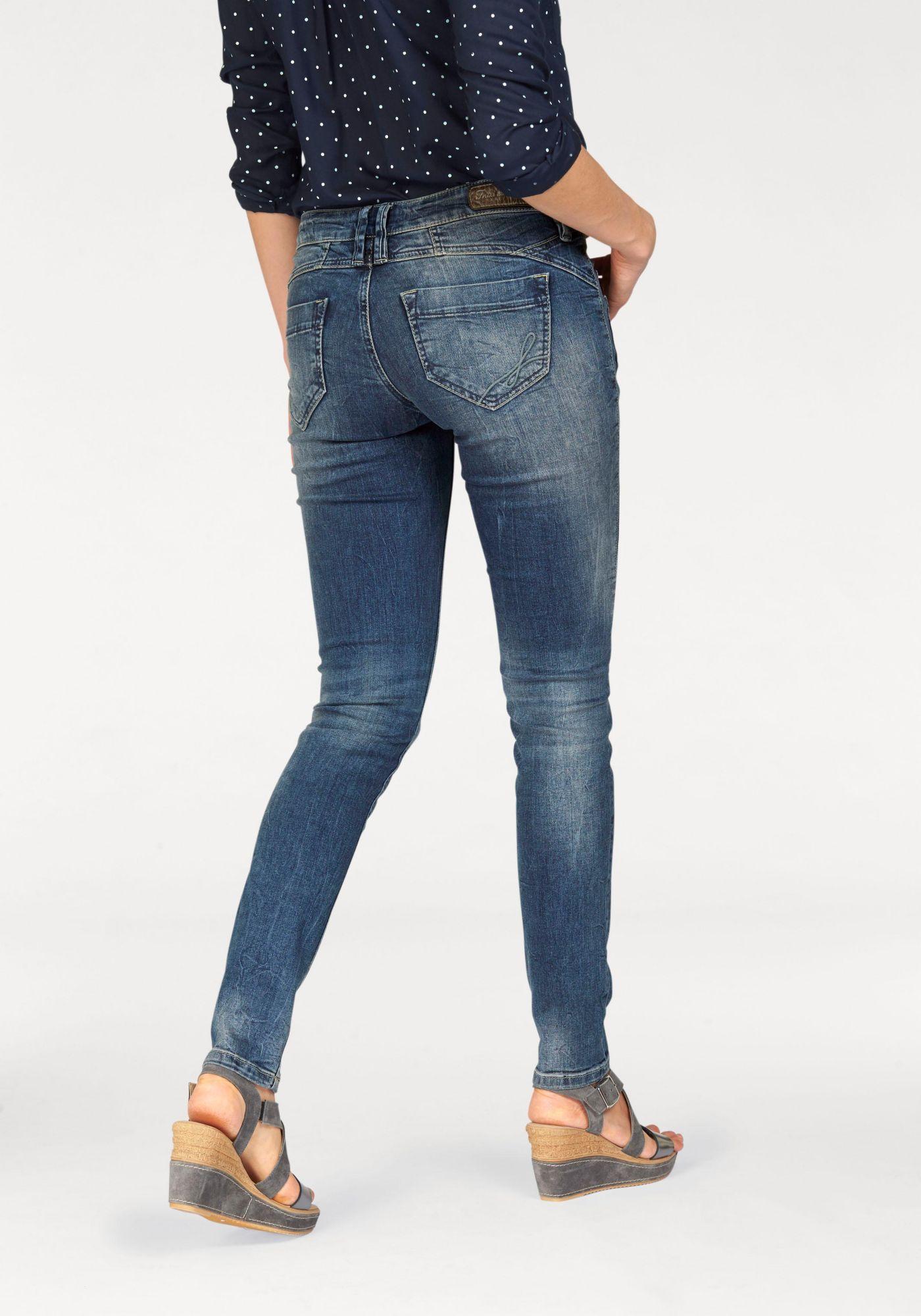 FRITZI AUS PREUßEN Fritzi aus Preußen Skinny-fit-Jeans »INDIANA«